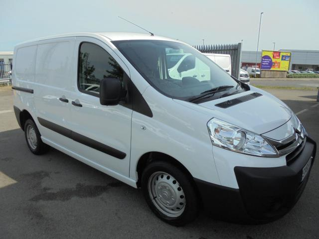 2016 Citroen Dispatch 1.6 HDI L1 H1 ENTERPRISE A/C TSLD P/S (GV65AVF)
