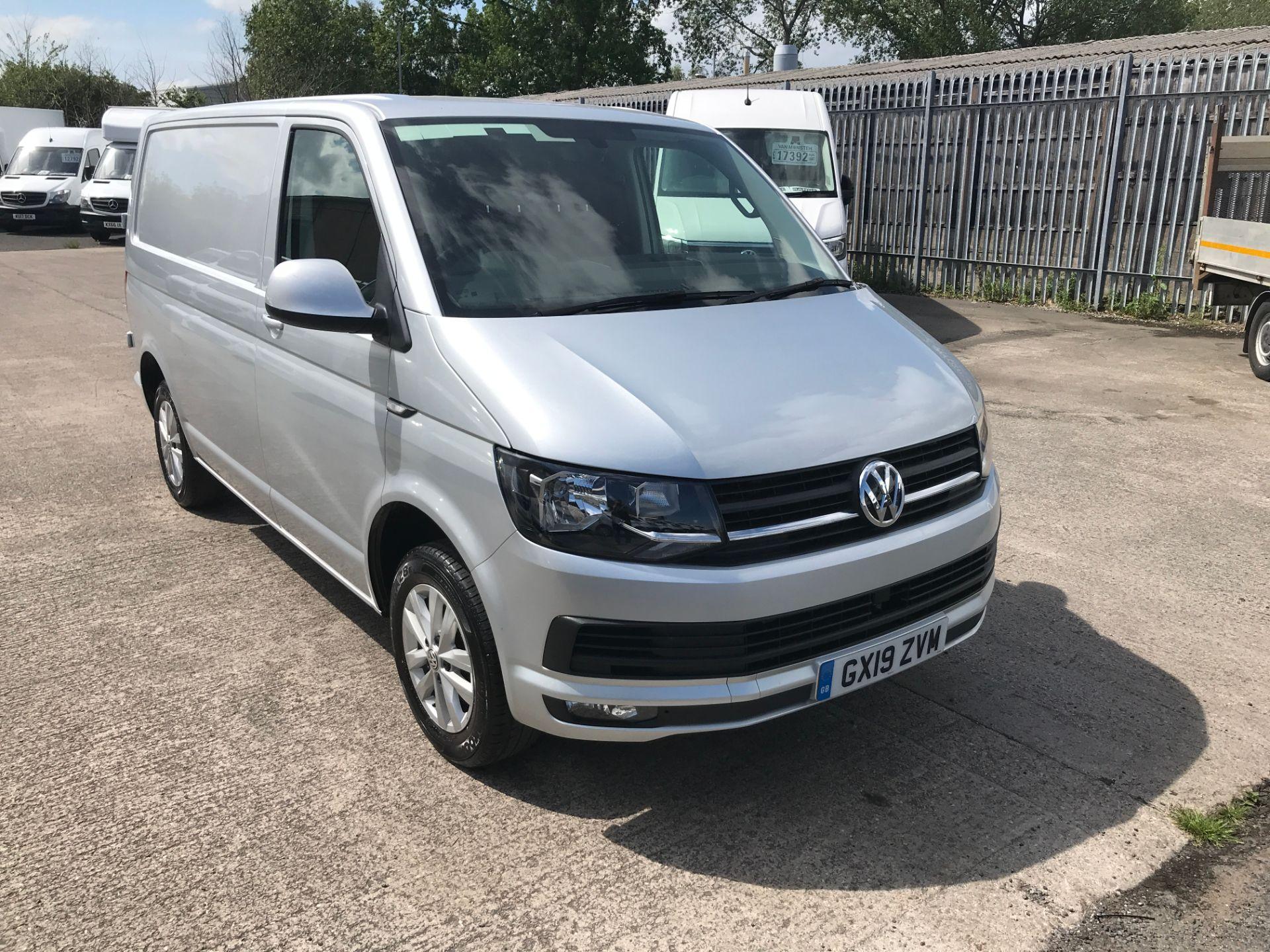 2019 Volkswagen Transporter T30 T6 SWB 2.0TDI BMT 150PS HIGHLINE EURO 6 (GX19ZVM)