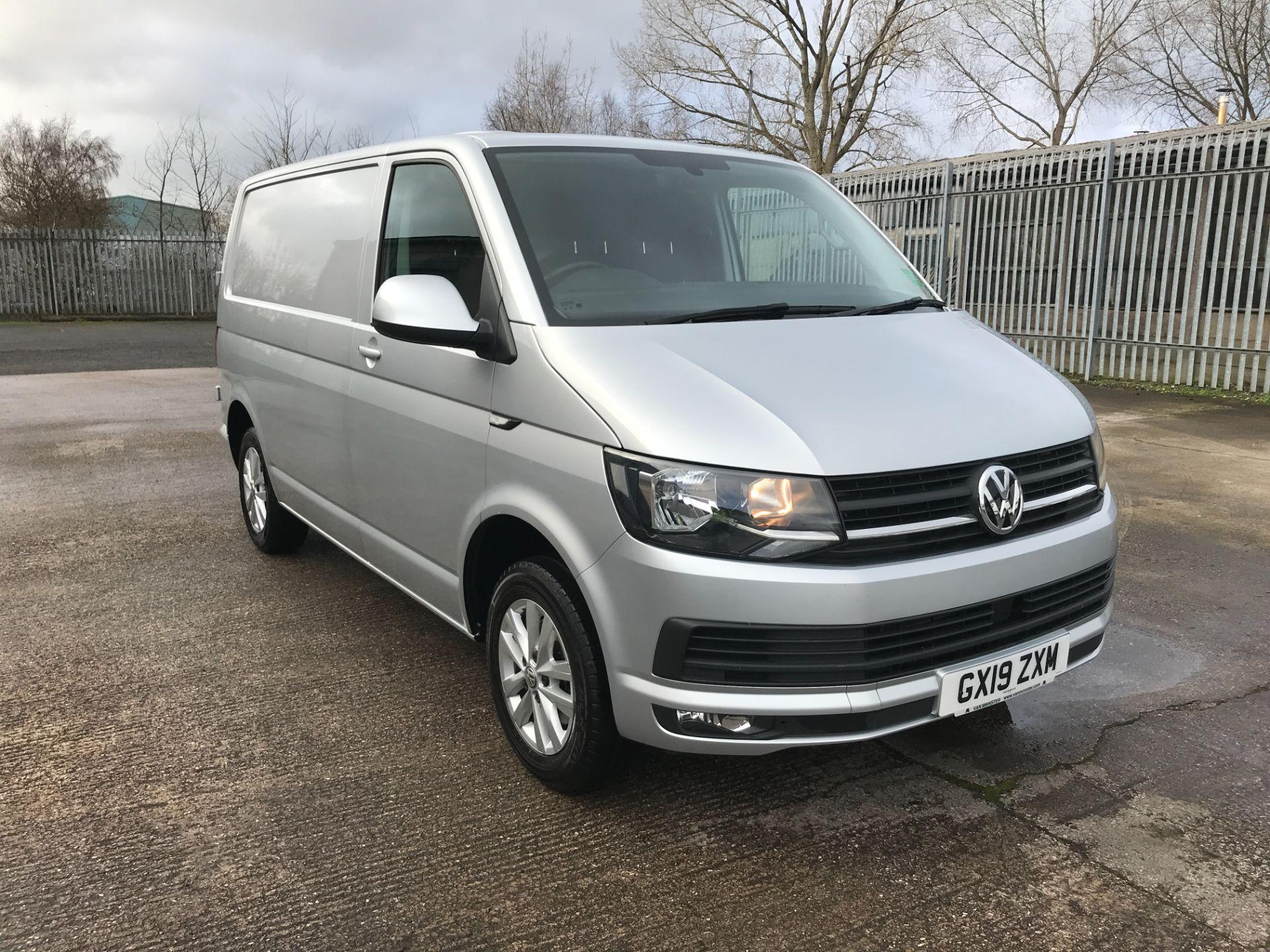 2019 Volkswagen Transporter T28 T6 SWB 2.0TDI BMT 150PS HIGHLINE EURO 6 (GX19ZXM)