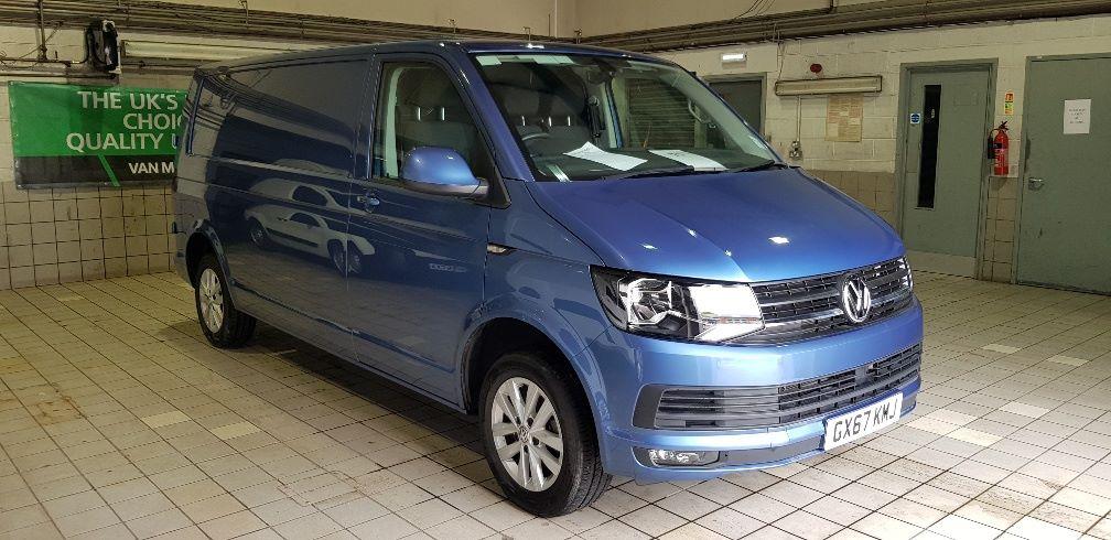 2018 Volkswagen Transporter 2.0 Tdi Bmt 150 Highline Van (GX67KMJ)
