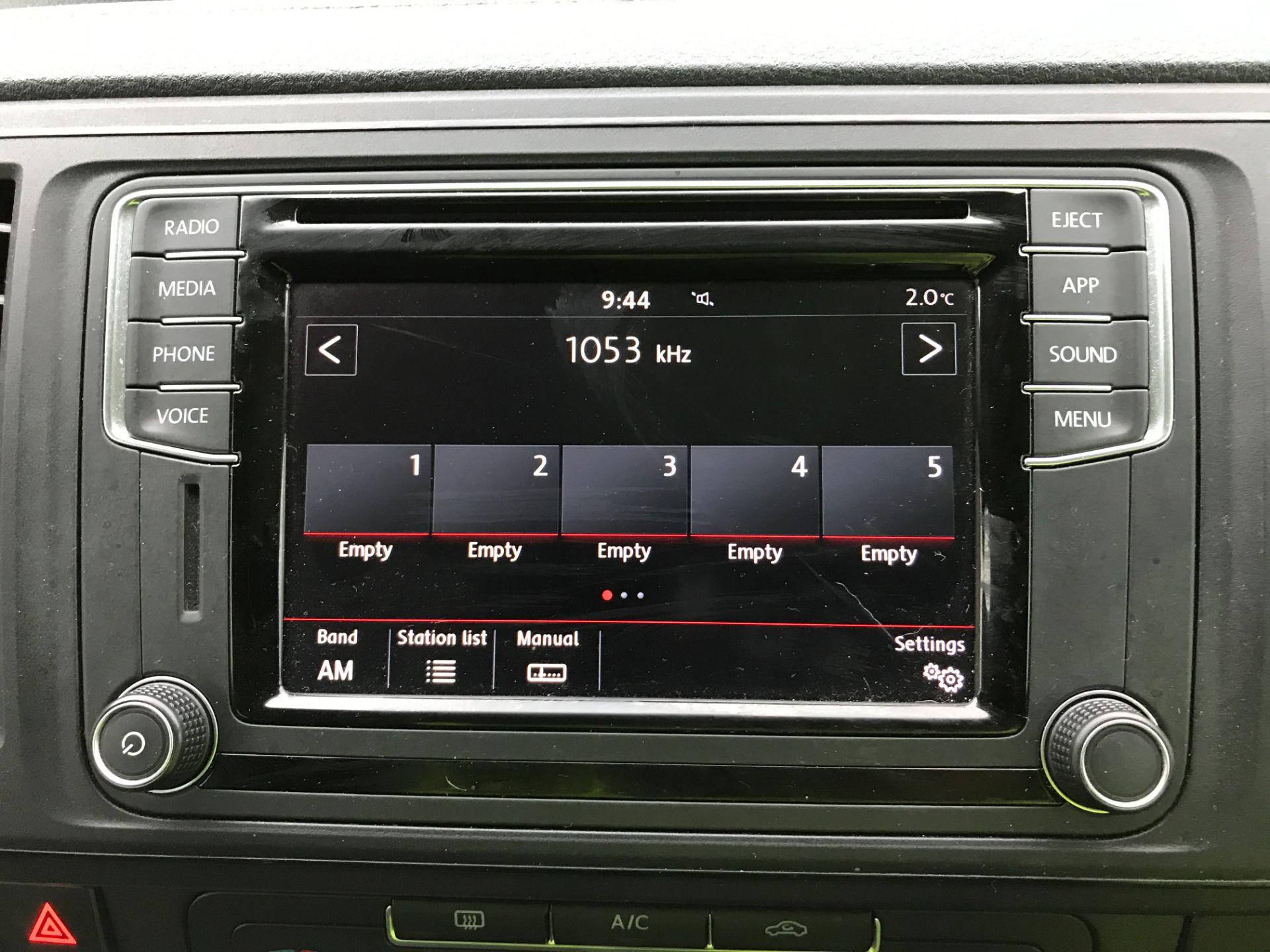 2019 Volkswagen Transporter T32 T6 SWB 2.0TDI BMT 150PS HIGHLINE KOMBI DSG EURO 6 (GX69ZRR) Image 23