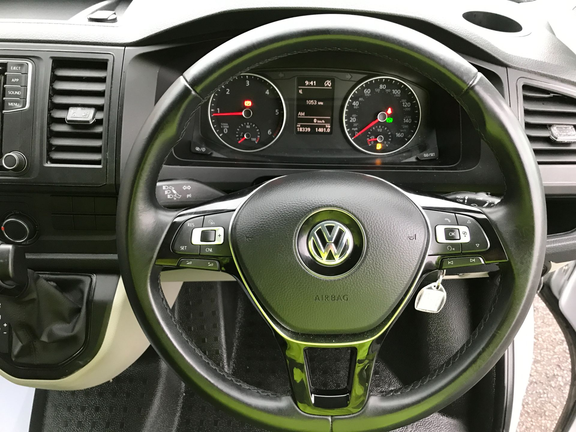 2019 Volkswagen Transporter T32 T6 SWB 2.0TDI BMT 150PS HIGHLINE KOMBI DSG EURO 6 (GX69ZRR) Image 5