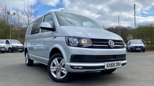2019 Volkswagen Transporter 2.0 Tdi Bmt 150 Highline Kombi Van Dsg (GX69ZRU)
