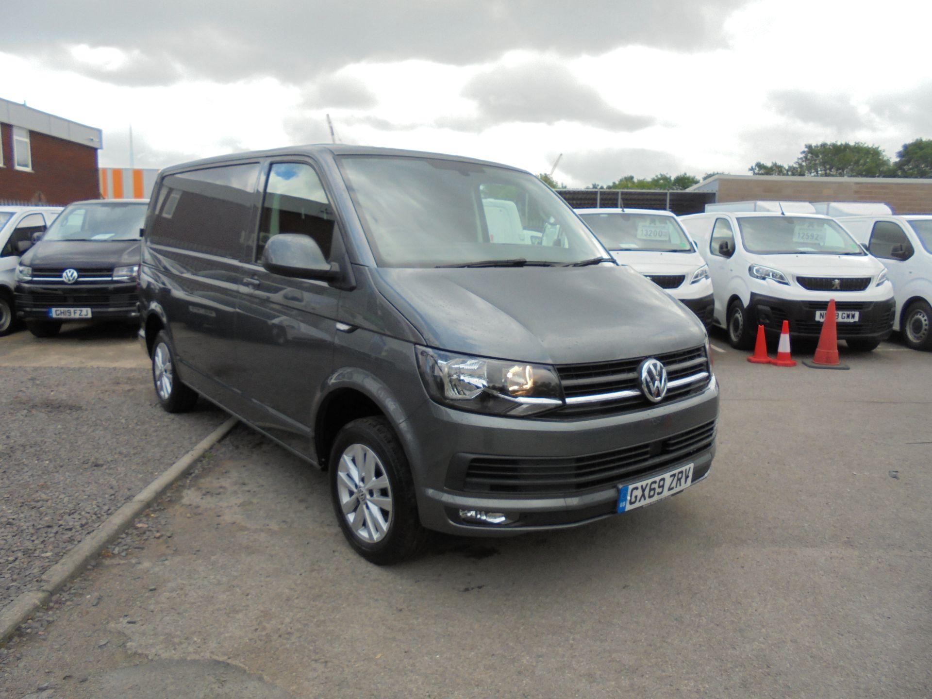 2019 Volkswagen Transporter  T30 SWB DIESEL 2.0 TDI BMT 150 HIGHLINE VAN EURO 6 (GX69ZRV)