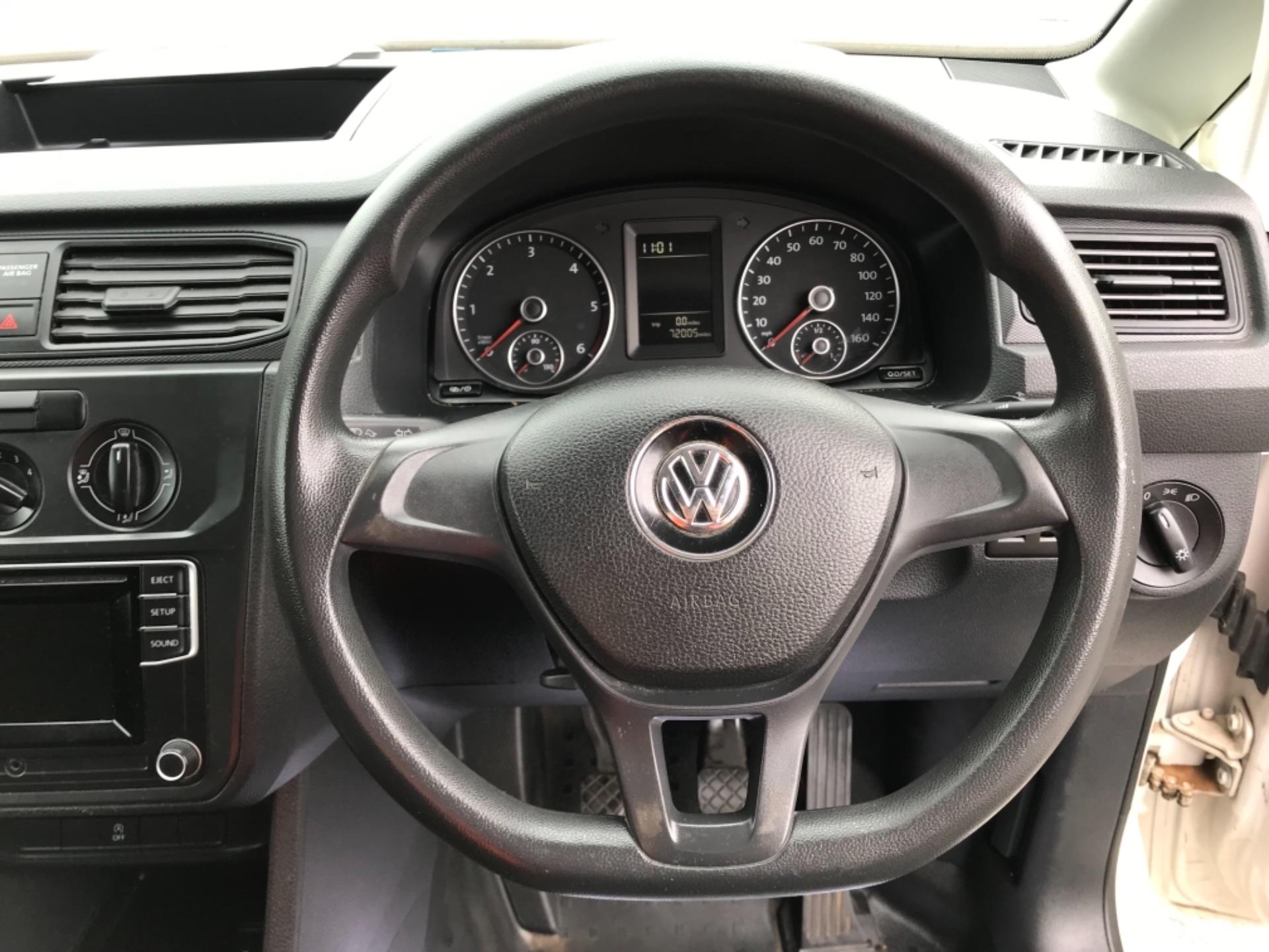 2016 Volkswagen Caddy 2.0 Tdi Bluemotion Tech 102Ps Startline Van (GJ66ESV) Image 14