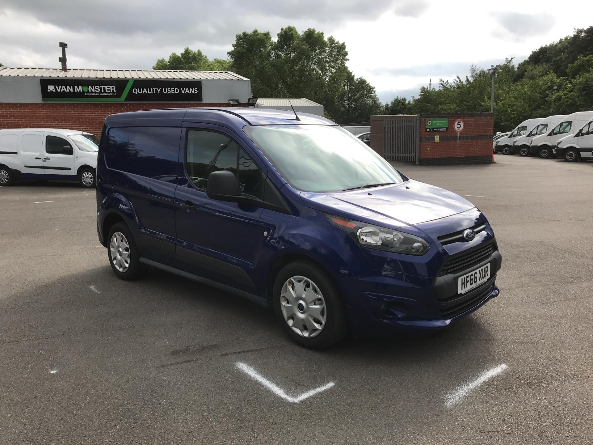 2016 Ford Transit Connect 1.5 Tdci 100Ps TREND EURO 5 (HF66XUR)