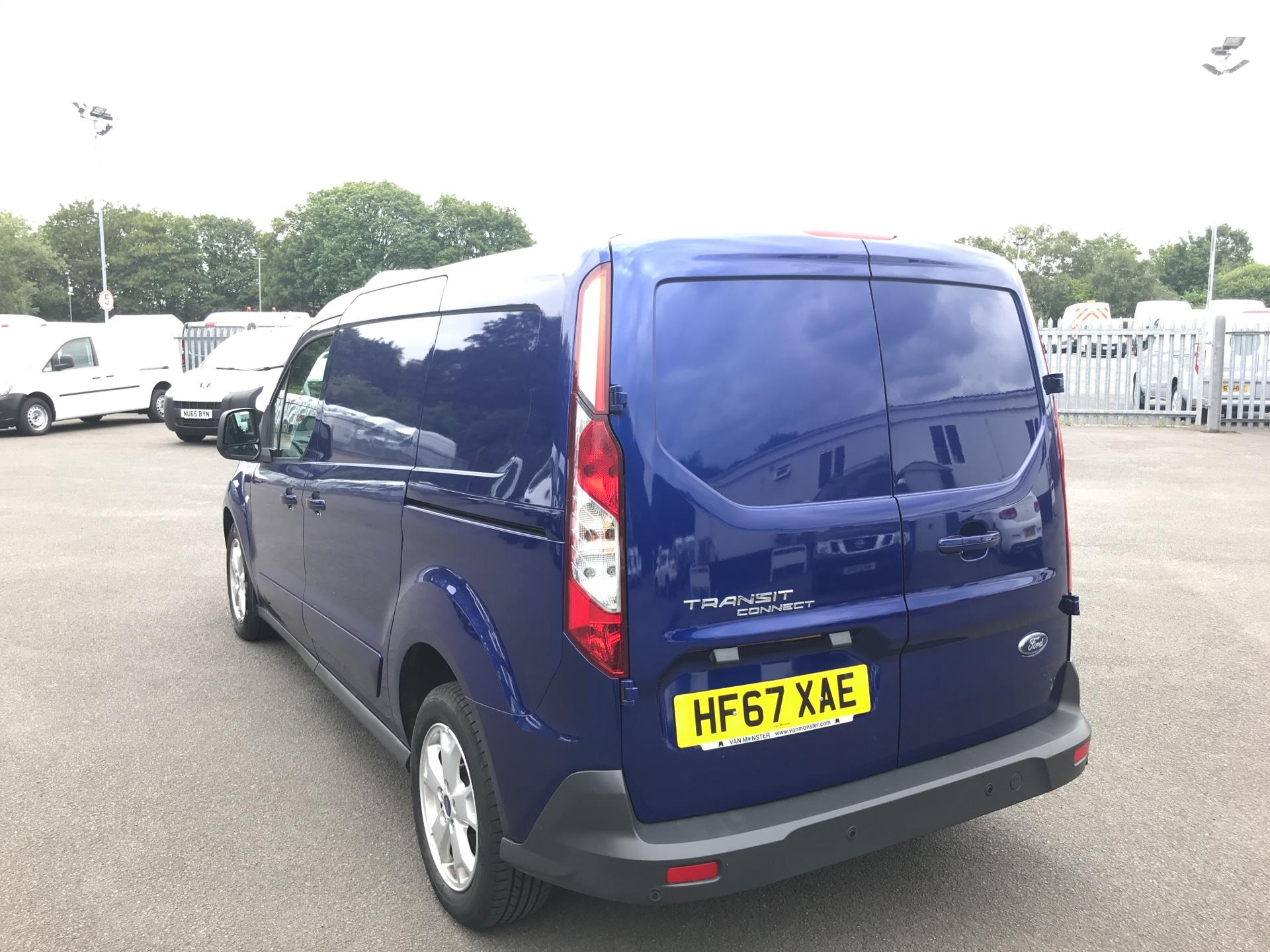 2017 Ford Transit Connect 1.5 TDCI 120PS LIMITED VAN EURO 6 (HF67XAE) Image 5