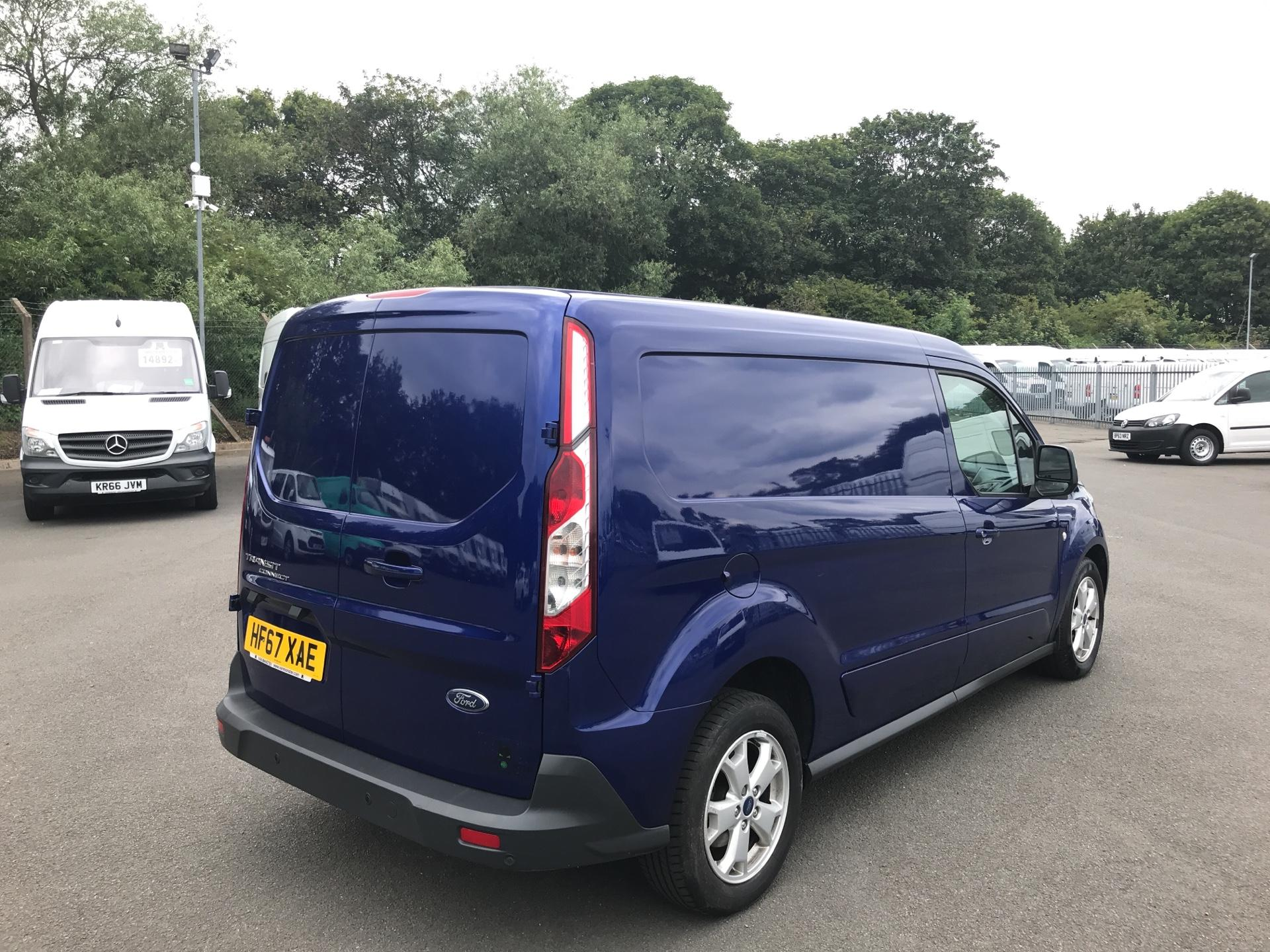 2017 Ford Transit Connect 1.5 TDCI 120PS LIMITED VAN EURO 6 (HF67XAE) Image 3