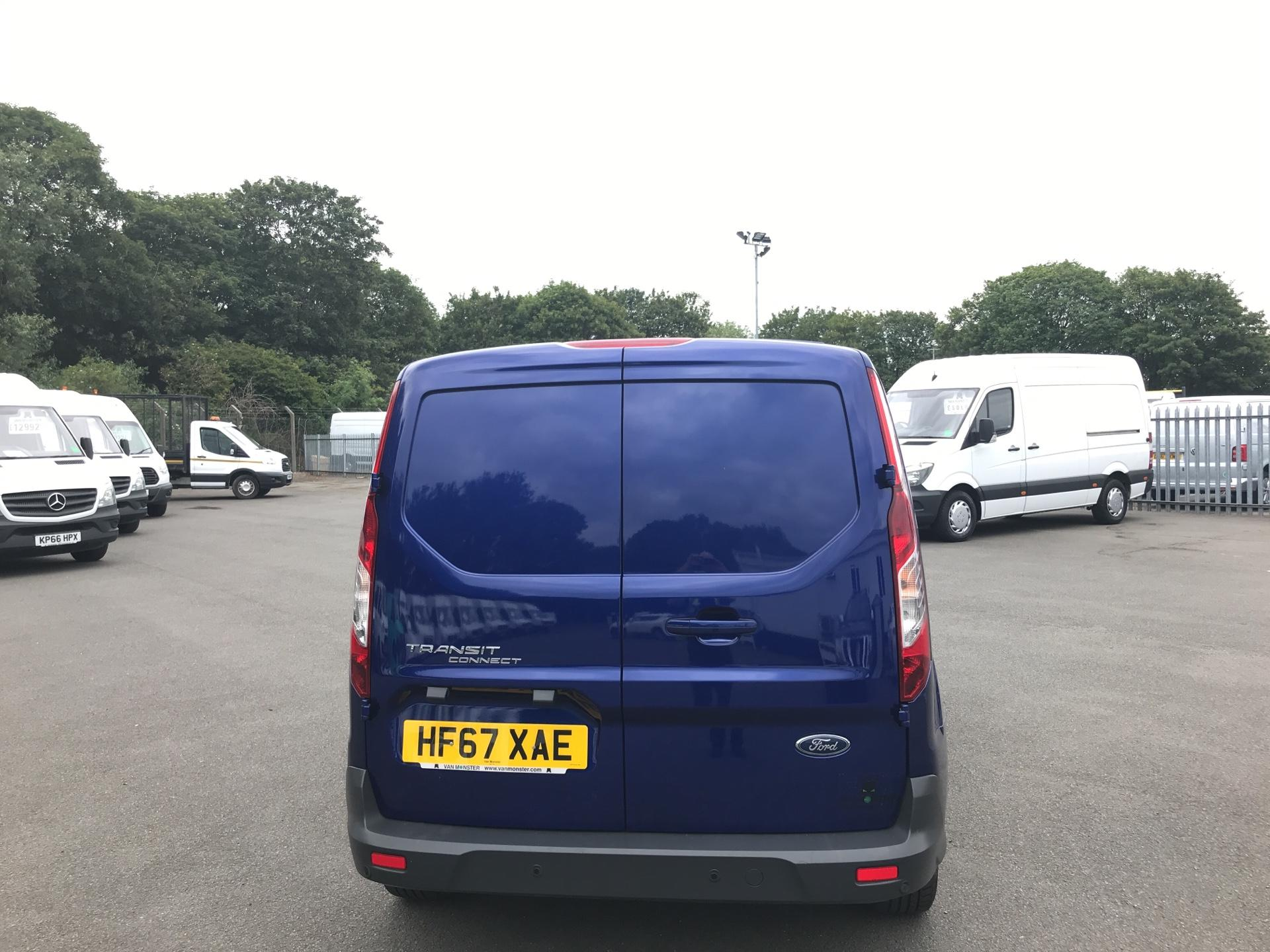 2017 Ford Transit Connect 1.5 TDCI 120PS LIMITED VAN EURO 6 (HF67XAE) Image 4