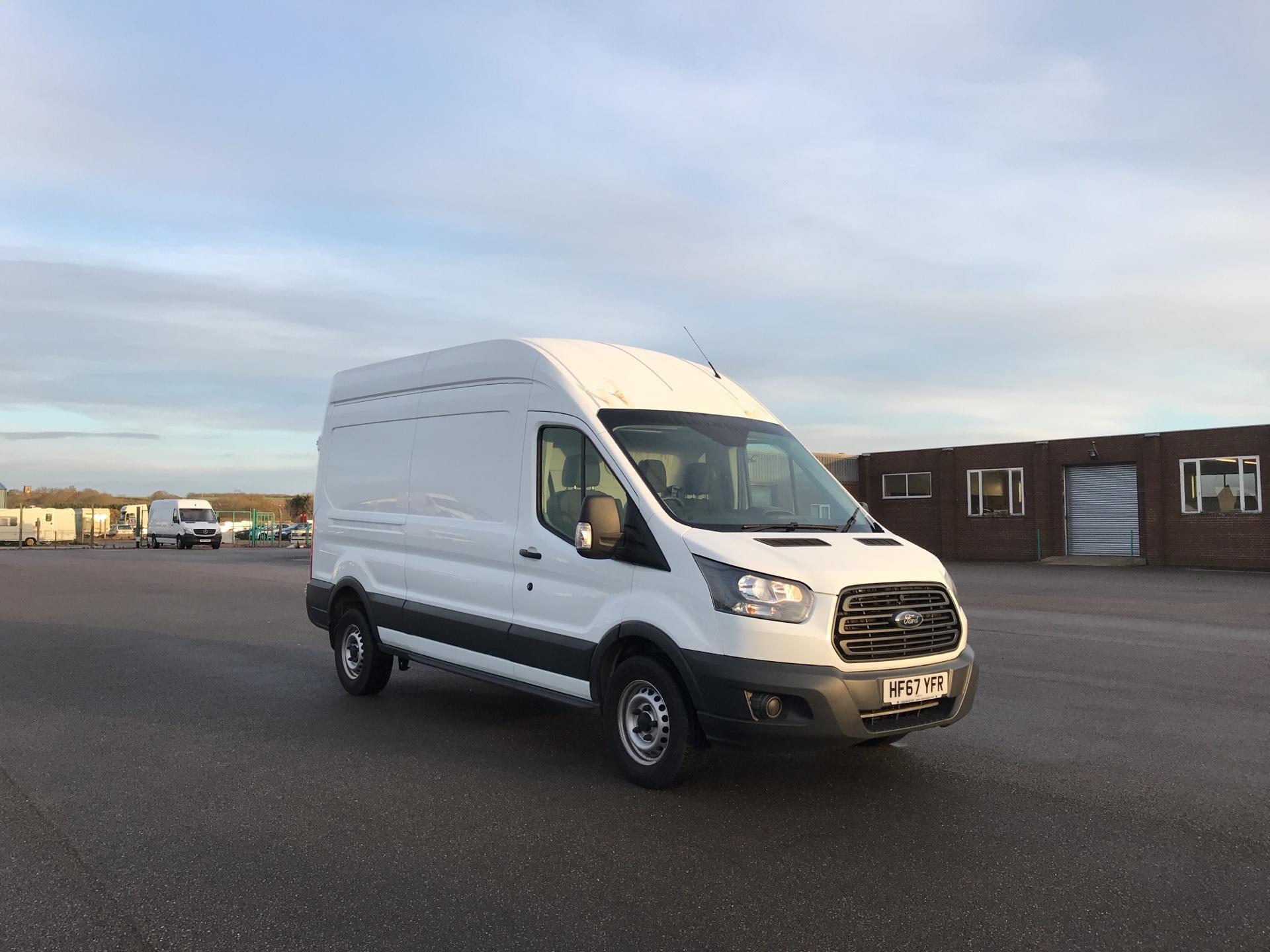 2017 Ford Transit L3 H3 VAN 130PS EURO 6 (HF67YFR)