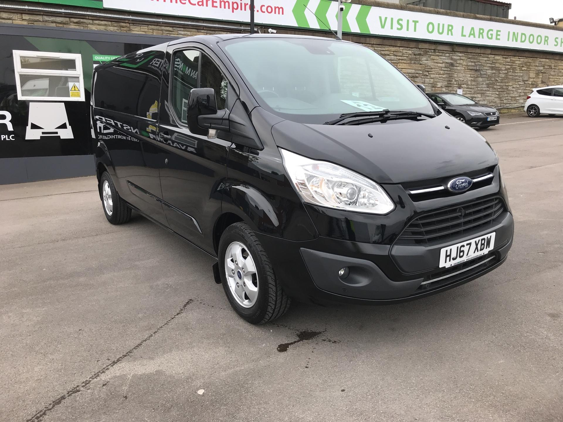 2017 Ford Transit Custom 2.0 Tdci 130Ps Low Roof Limited Van parking sensors  (HJ67XBW)