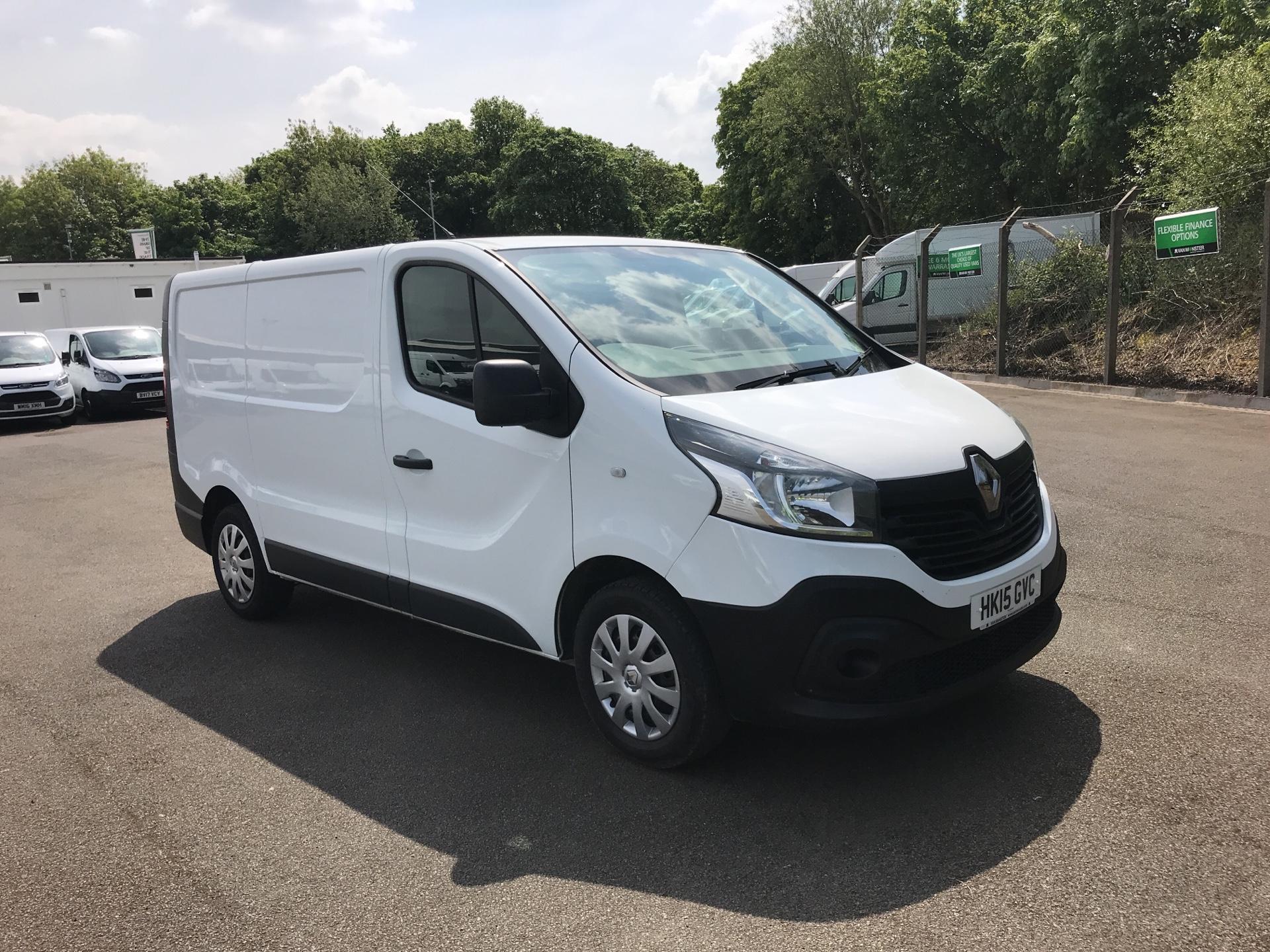 2015 Renault Trafic Sl29dci 115 Business Van (HK15GVC)