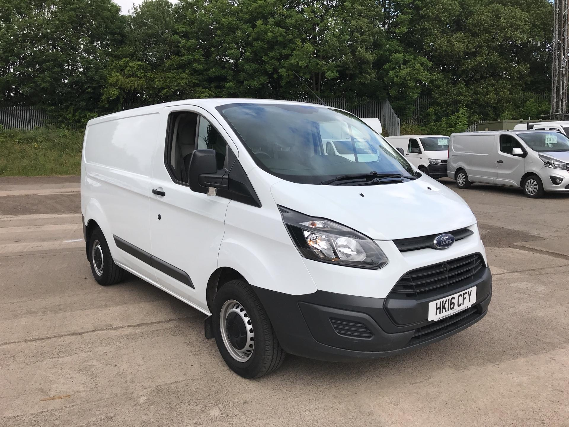 2016 Ford Transit Custom 290 L1 DIESEL FWD 2.2 TDCI 100PS LOW ROOF VAN EURO 5 (HK16CFY)