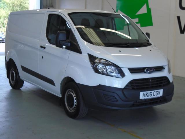 2016 Ford Transit Custom 290 L1 DIESEL FWD 2.2  TDCI 100PS LOW ROOF VAN EURO 5 (HK16CGV)