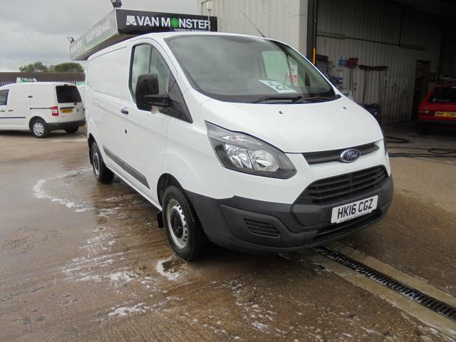 2016 Ford Transit Custom 2.2 Tdci 100Ps Low Roof Van (HK16CGZ)