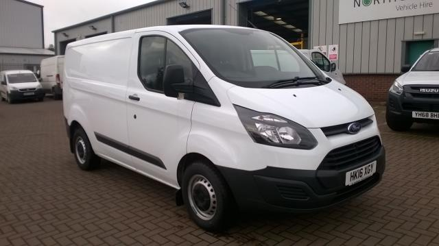 2016 Ford Transit Custom 290 L1 DIESEL FWD 2.2  TDCI 100PS LOW ROOF VAN EURO 5 (HK16XGY)