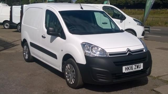 2016 Citroen Berlingo  L1 DIESEL 1.6 HDI 625KG ENTERPRISE 75PS EURO 4/5 (HK16ZWU)