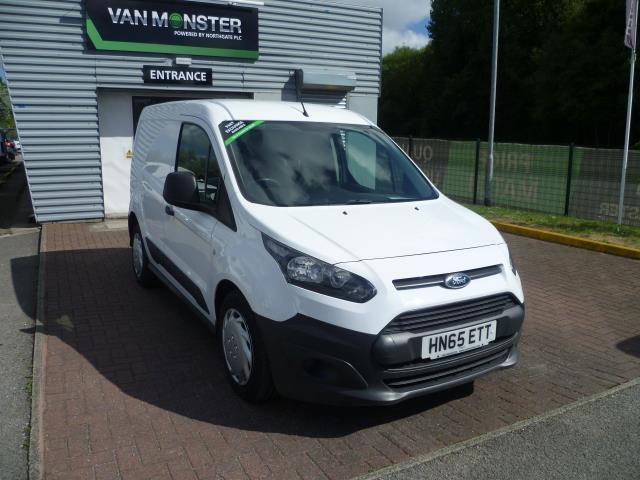 2015 Ford Transit Connect 1.6 Tdci 75Ps Van EURO 5 (HN65ETT)