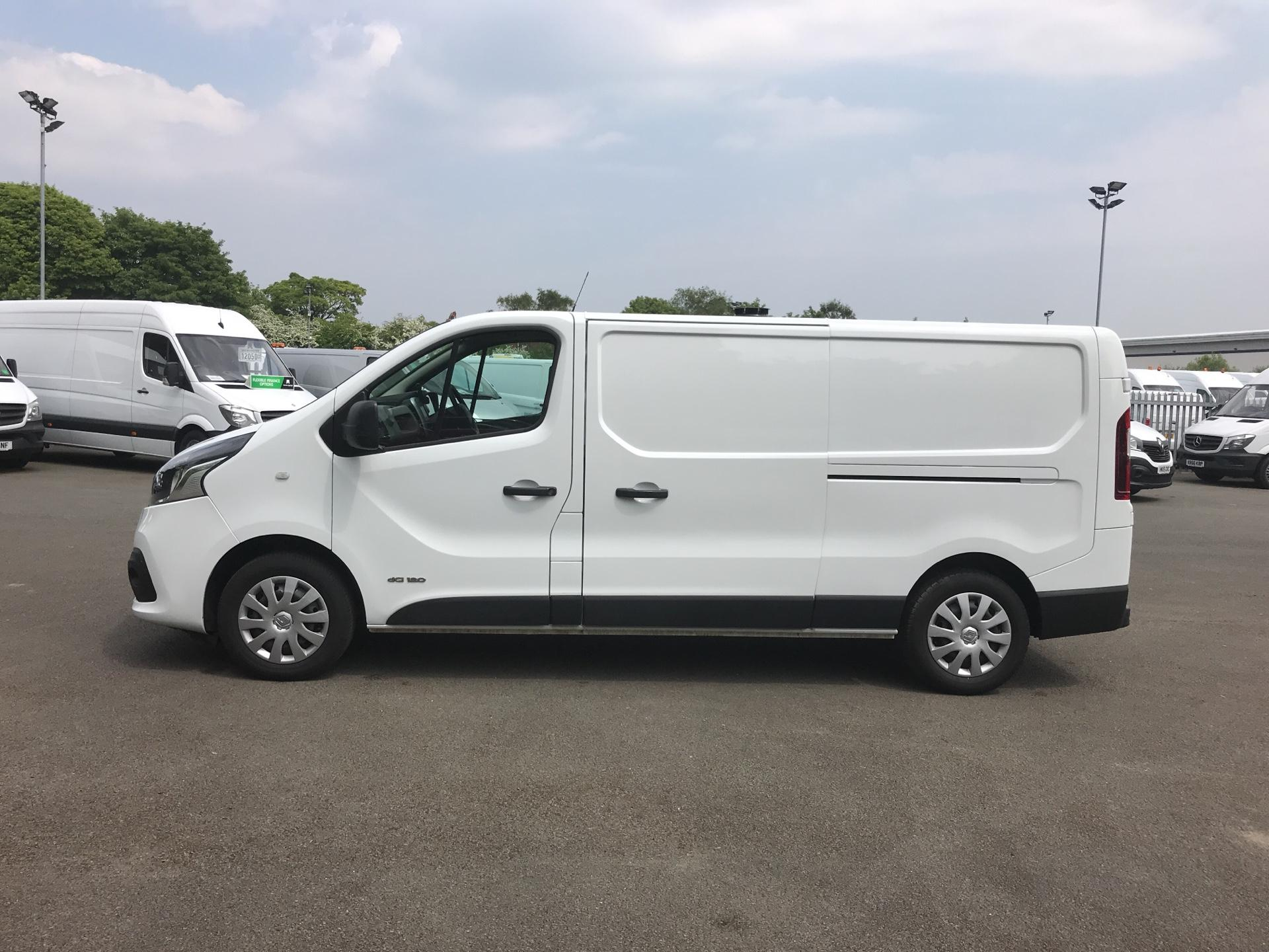 2016 Renault Trafic Ll29 Dci 120 Business+ Van EURO 5 (HN66NWC) Image 6