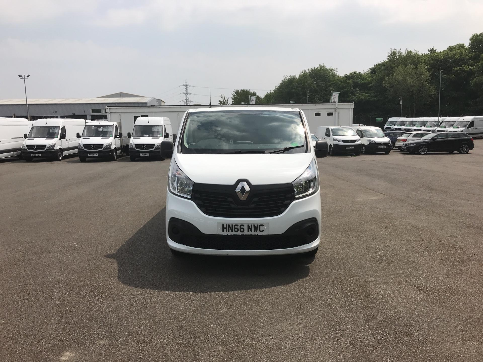 2016 Renault Trafic Ll29 Dci 120 Business+ Van EURO 5 (HN66NWC) Image 8