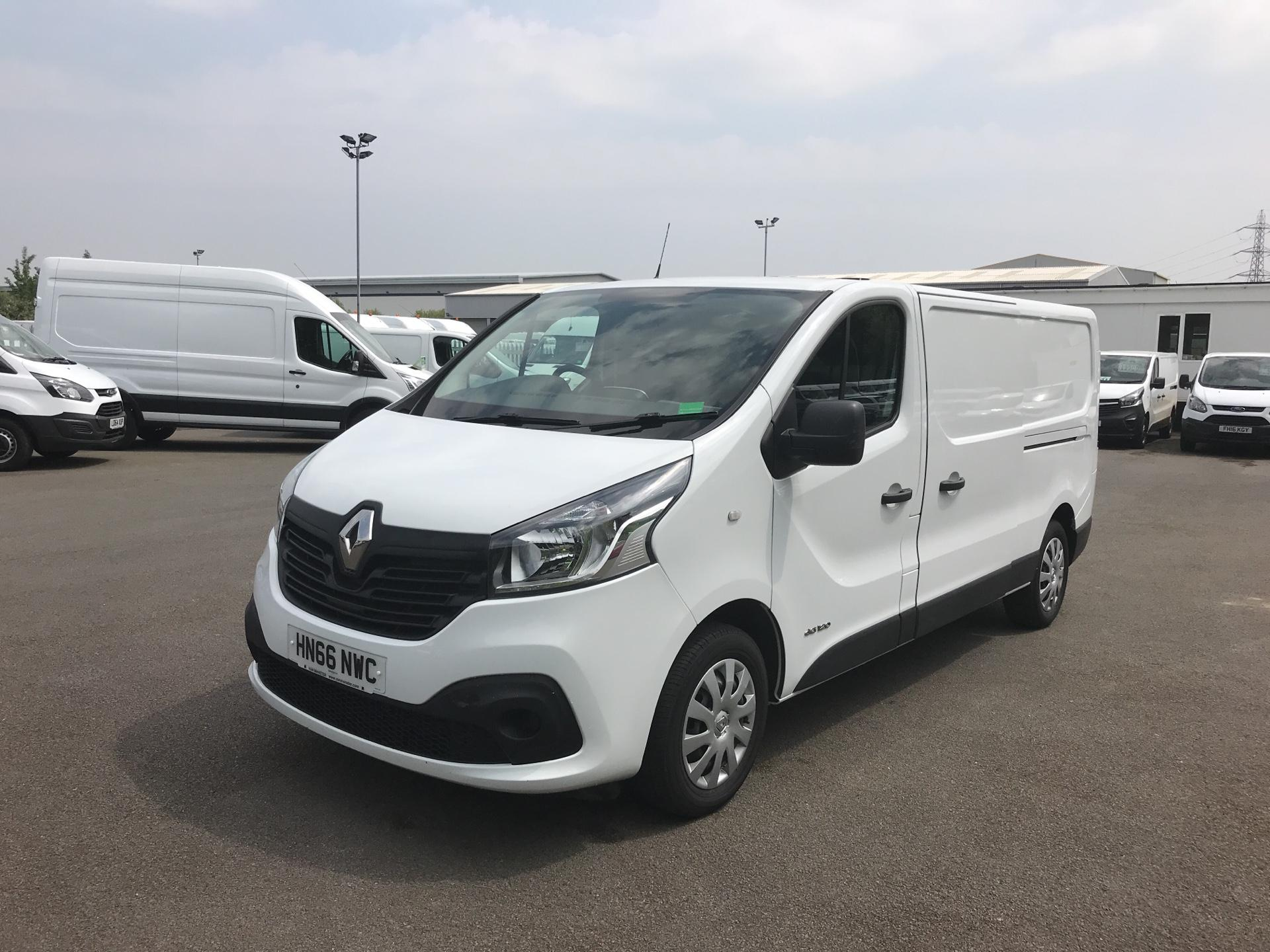 2016 Renault Trafic Ll29 Dci 120 Business+ Van EURO 5 (HN66NWC) Image 7