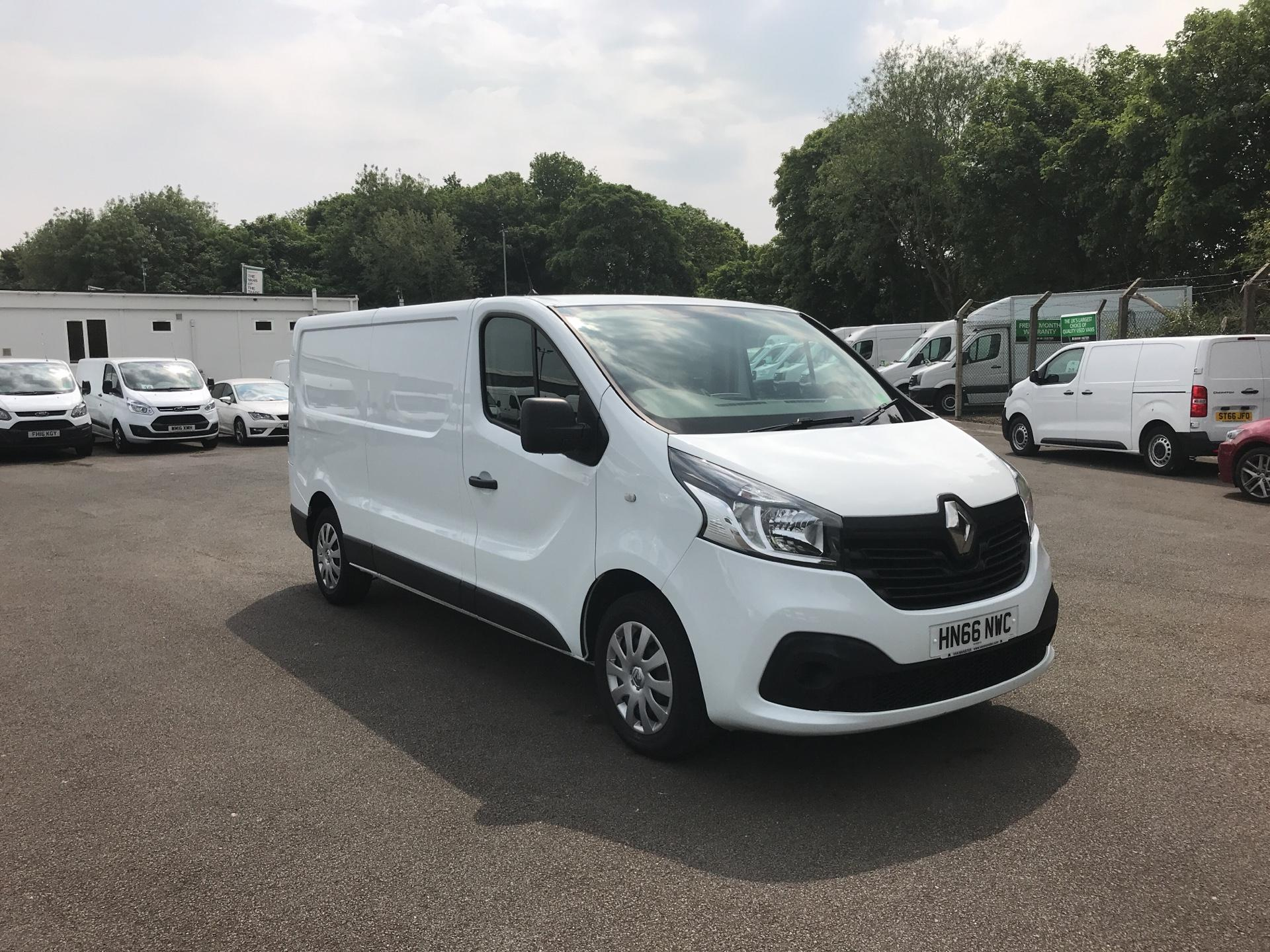 2016 Renault Trafic Ll29 Dci 120 Business+ Van EURO 5 (HN66NWC) Image 1