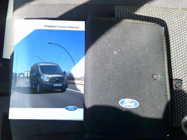 2017 Ford Transit 2.0 Tdci 105Ps L3 Double Cab Tipper  (HN67GYR) Image 22