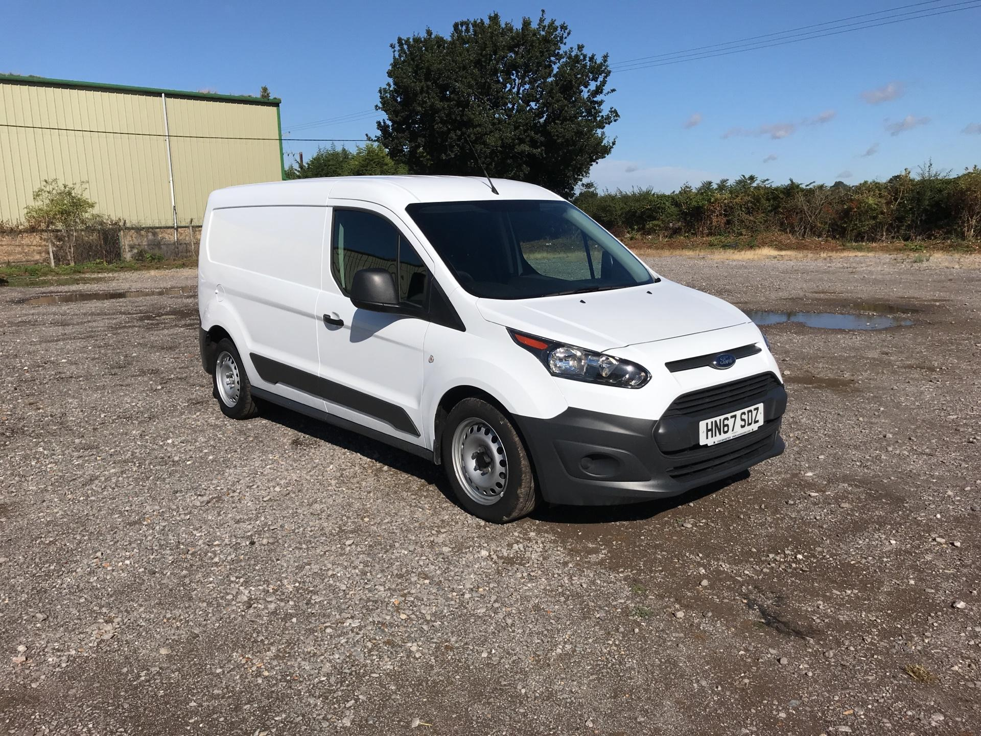 2017 Ford Transit Connect  210 L1 Diesel 1.5 TDCi 120PS Van EURO 6 (HN67SDZ)