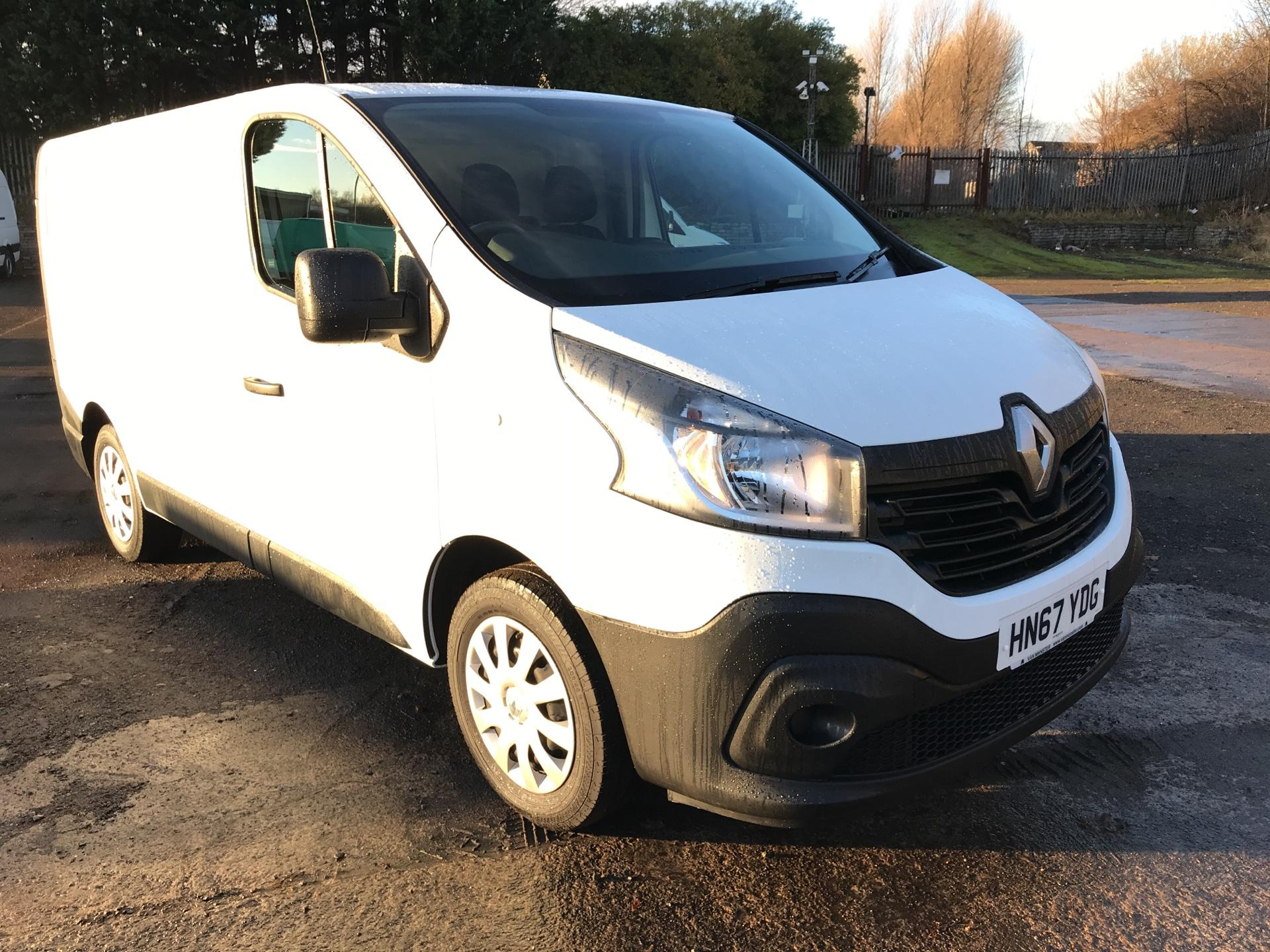 2017 Renault Trafic SL27 ENERGY DCI 125PS BUSINESS VAN EURO 6 (HN67YDG) Thumbnail 1