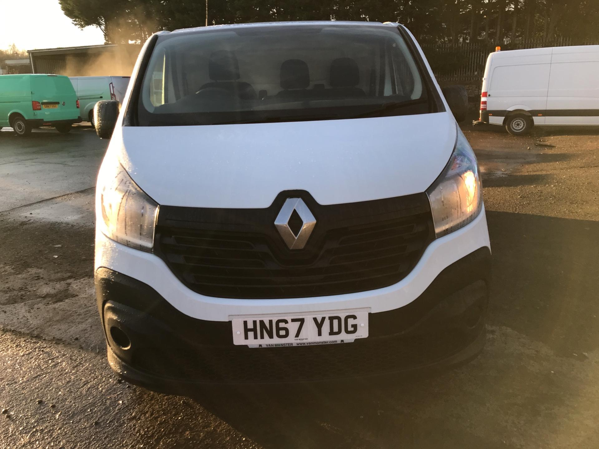 2017 Renault Trafic SL27 ENERGY DCI 125PS BUSINESS VAN EURO 6 (HN67YDG) Thumbnail 8