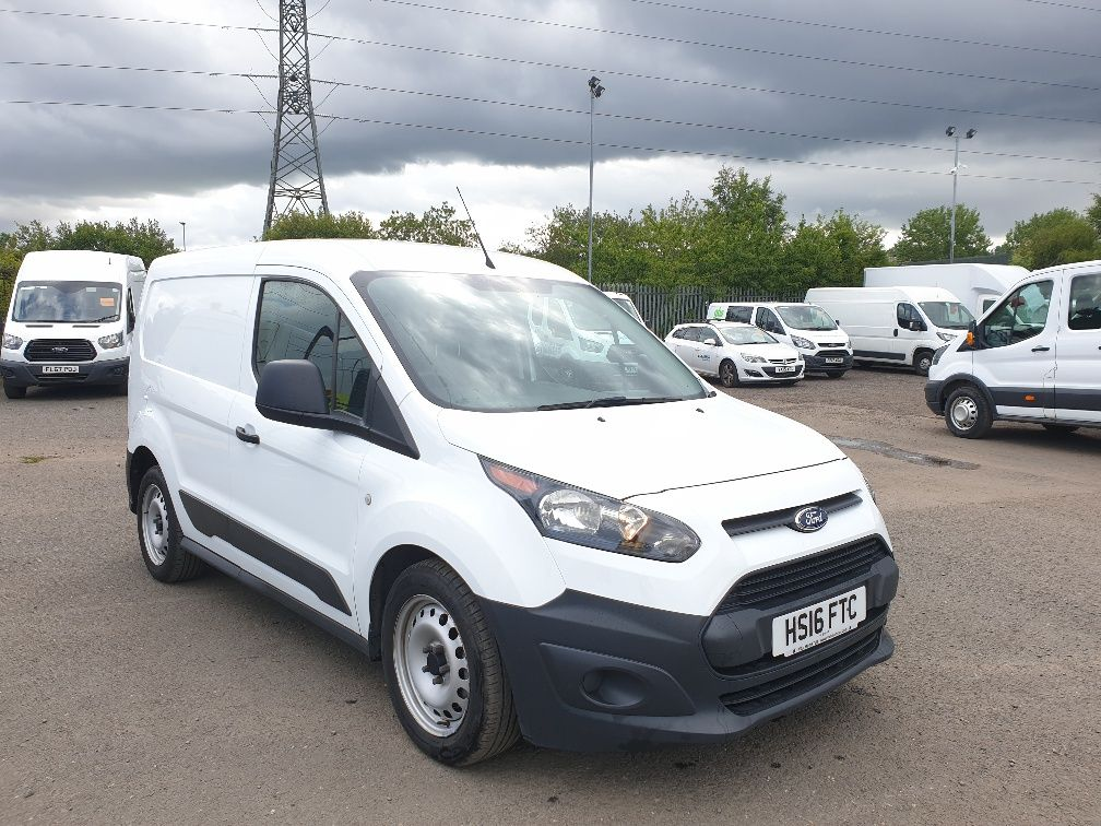 2016 Ford Transit Connect 200 L1 Diesel 1.5 TDCi 75PS Van EURO 6 (HS16FTC) Image 1