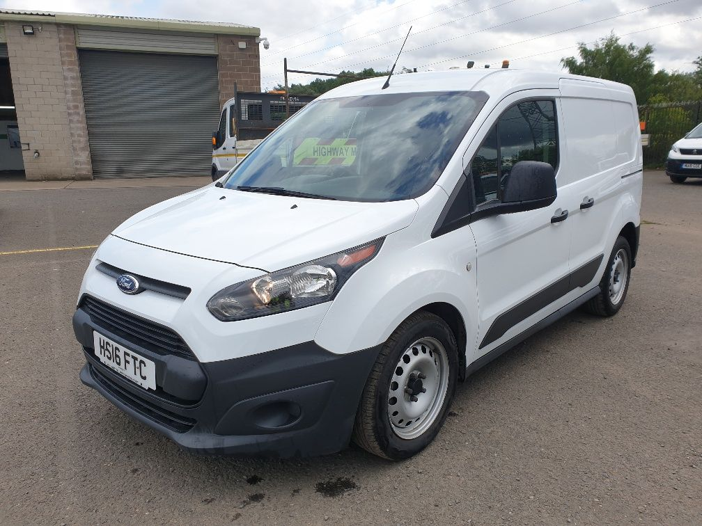 2016 Ford Transit Connect 200 L1 Diesel 1.5 TDCi 75PS Van EURO 6 (HS16FTC) Image 3