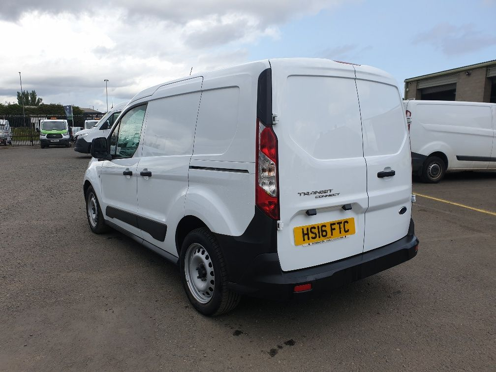 2016 Ford Transit Connect 200 L1 Diesel 1.5 TDCi 75PS Van EURO 6 (HS16FTC) Image 8