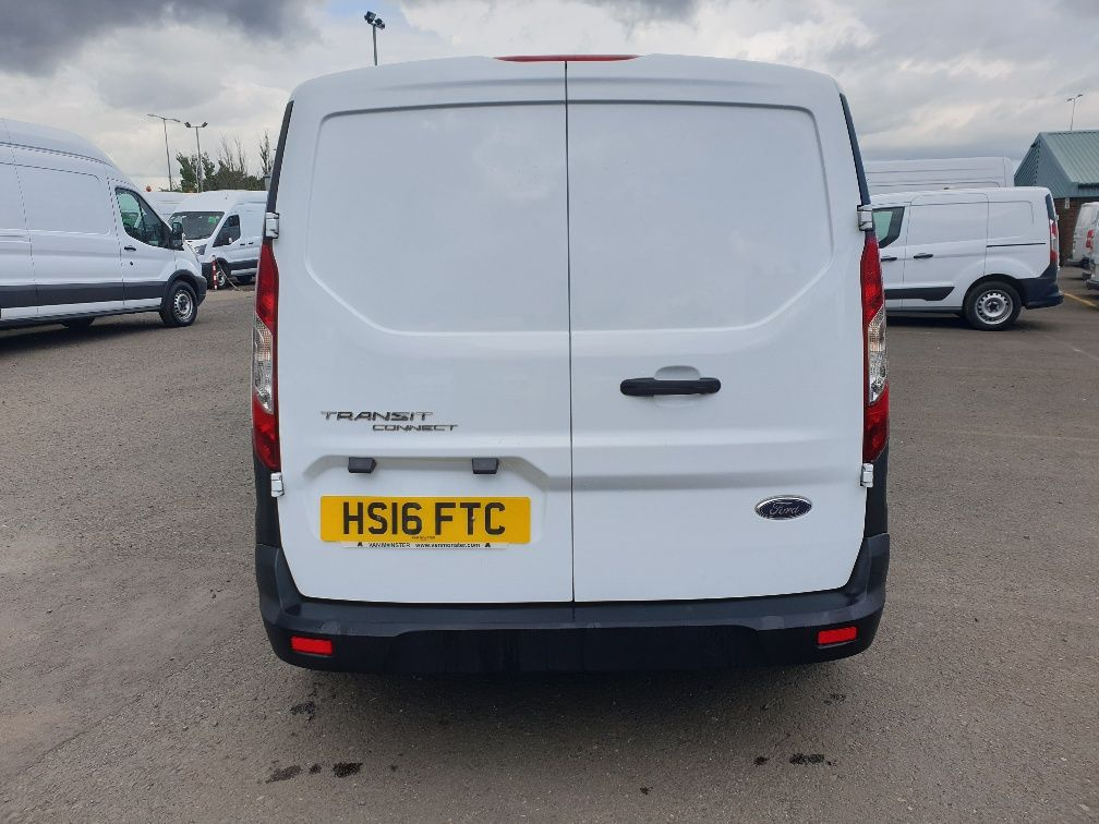 2016 Ford Transit Connect 200 L1 Diesel 1.5 TDCi 75PS Van EURO 6 (HS16FTC) Image 9