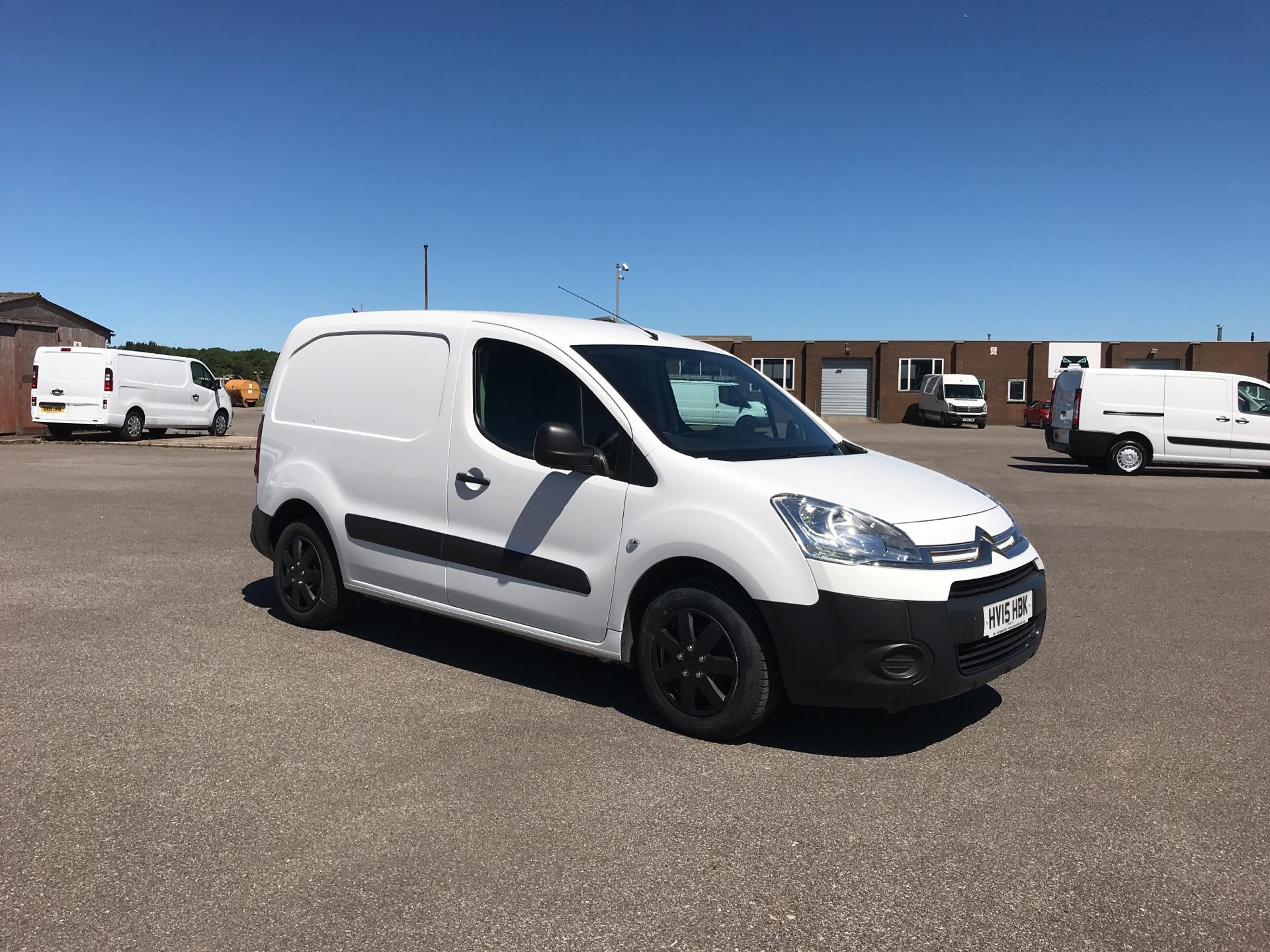 2015 Citroen Berlingo 625 KG 1.6 HDI 75PS ENTERPRISE VAN (HV15HBK)
