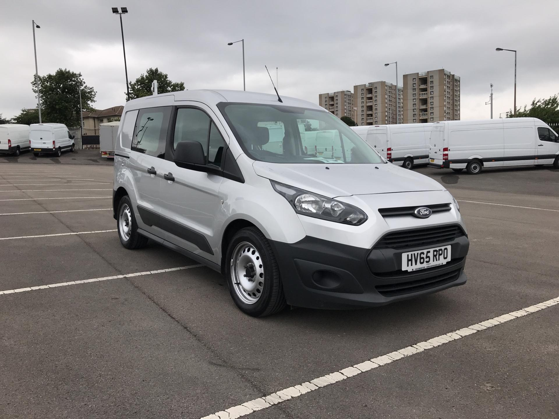 2015 Ford Transit Connect 1.6 Tdci 95Ps D/Cab Van  (HV65RPO)