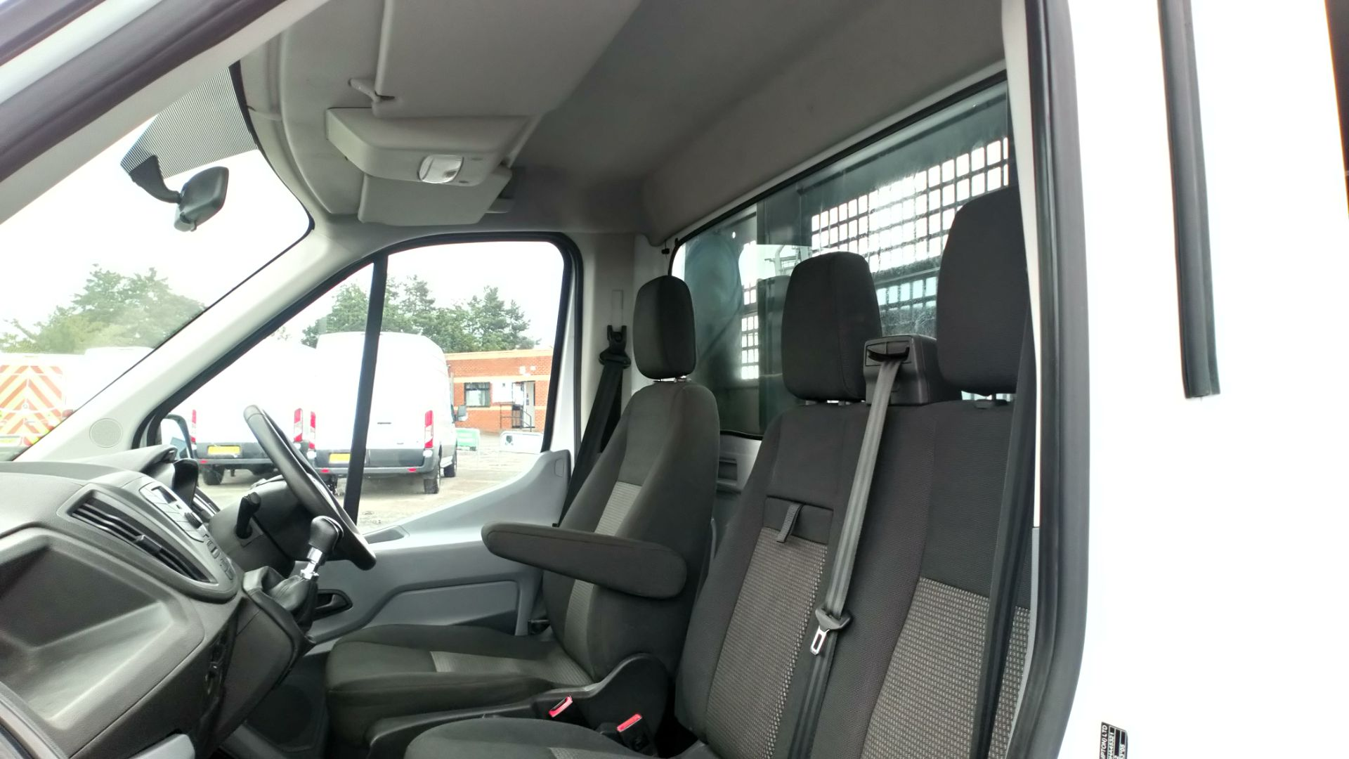 2017 Ford Transit 2.0 Tdci One Stop Tipper 1 Way (HV67HHP) Image 15