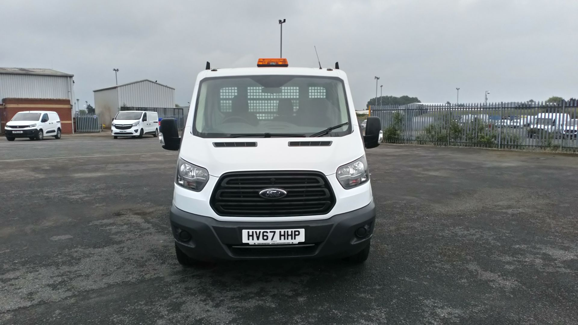 2017 Ford Transit 2.0 Tdci One Stop Tipper 1 Way (HV67HHP) Image 2
