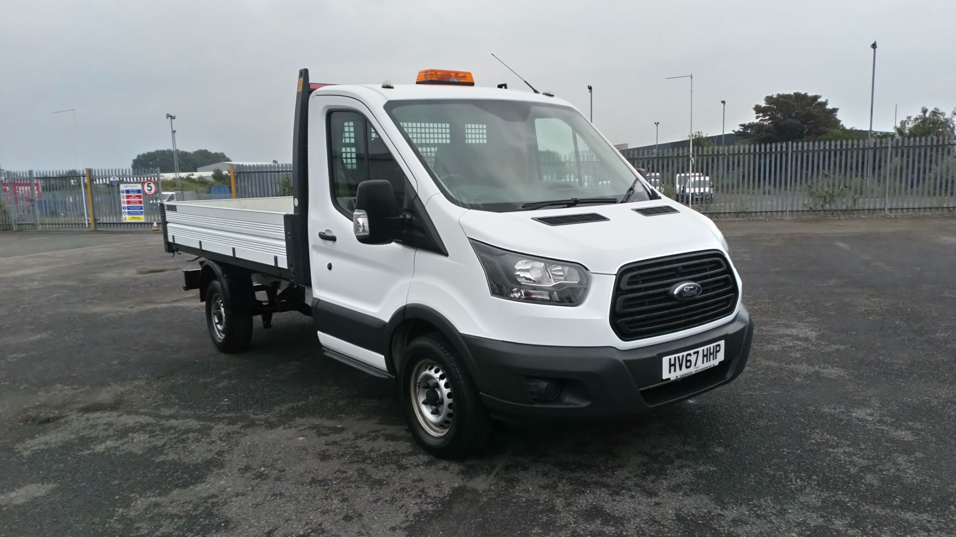 2017 Ford Transit 2.0 Tdci One Stop Tipper 1 Way (HV67HHP)