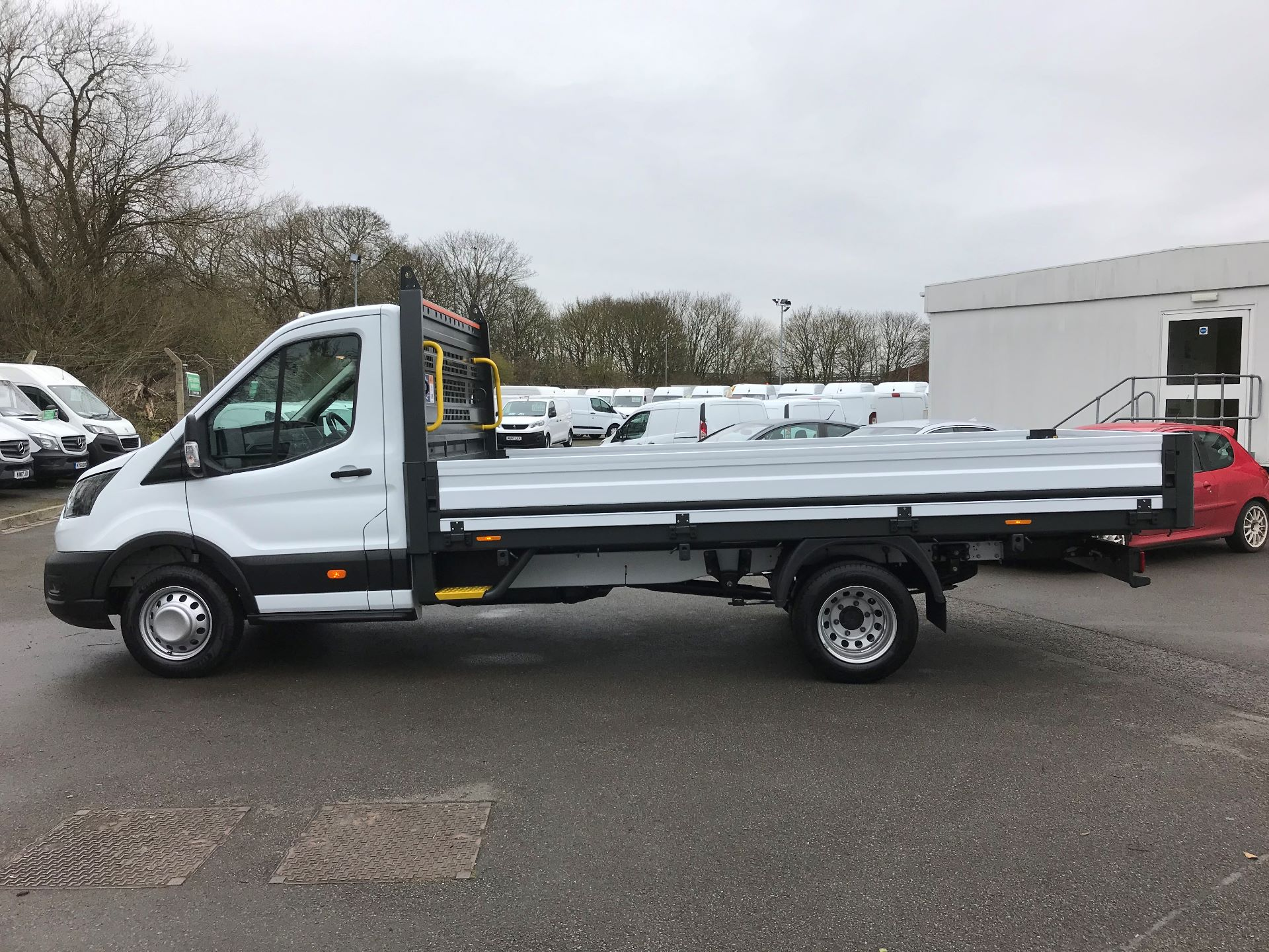 2020 Ford Transit 350 L4 DROP SIDE 130PS EURO 6 (HW20KLC) Image 4