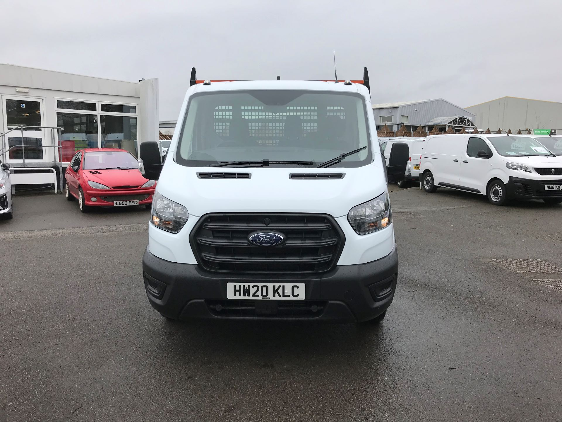 2020 Ford Transit 350 L4 DROP SIDE 130PS EURO 6 (HW20KLC) Image 2
