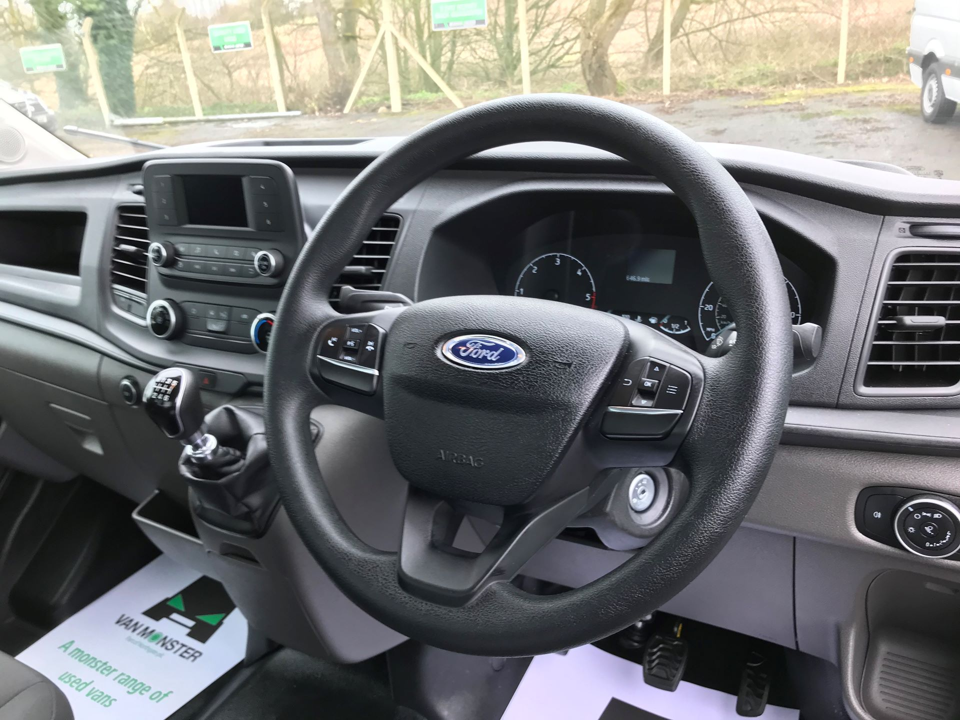 2020 Ford Transit 350 L4 DROP SIDE 130PS EURO 6 (HW20KLC) Image 16
