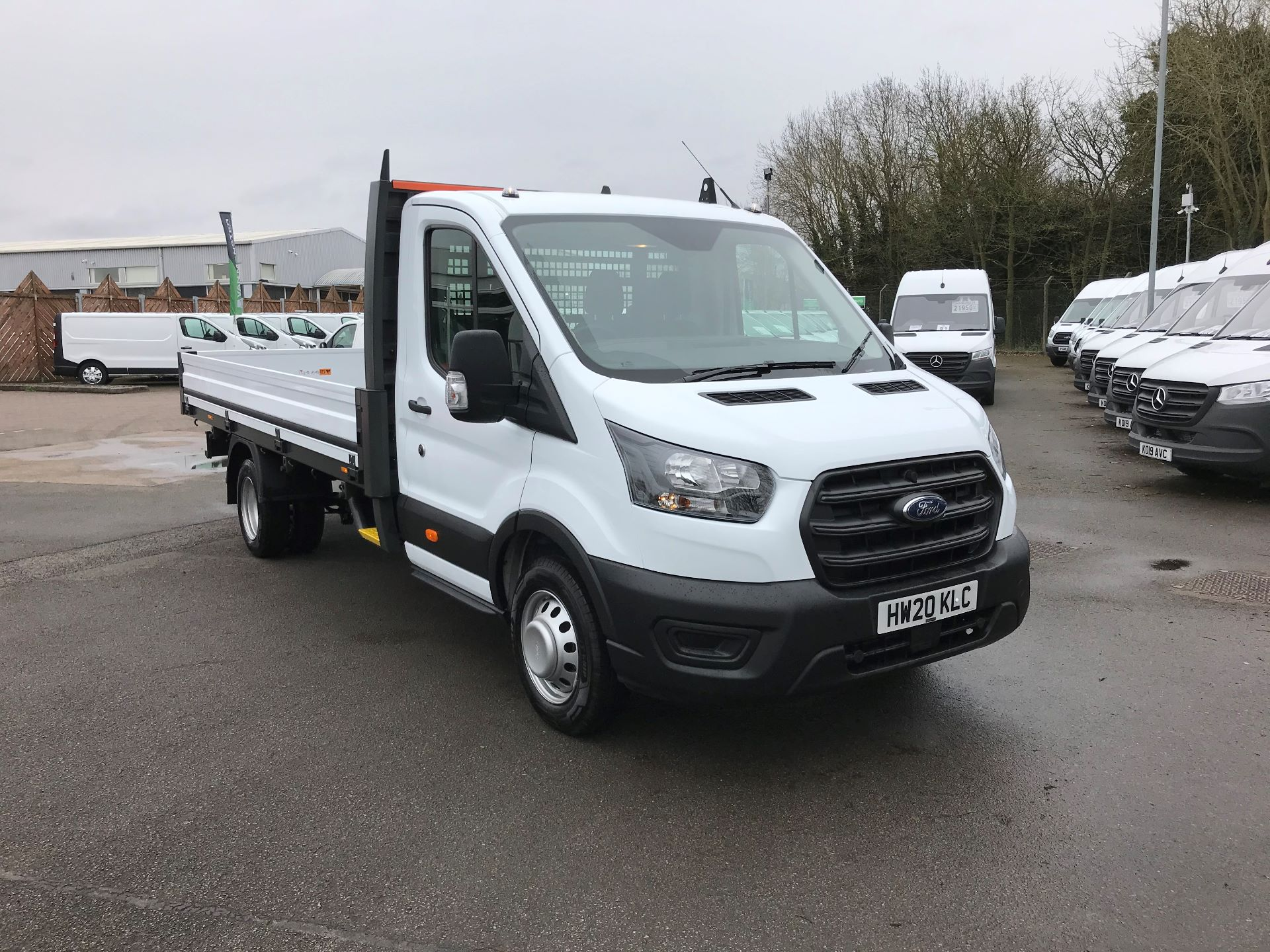 2020 Ford Transit 350 L4 DROP SIDE 130PS EURO 6 (HW20KLC) Image 1