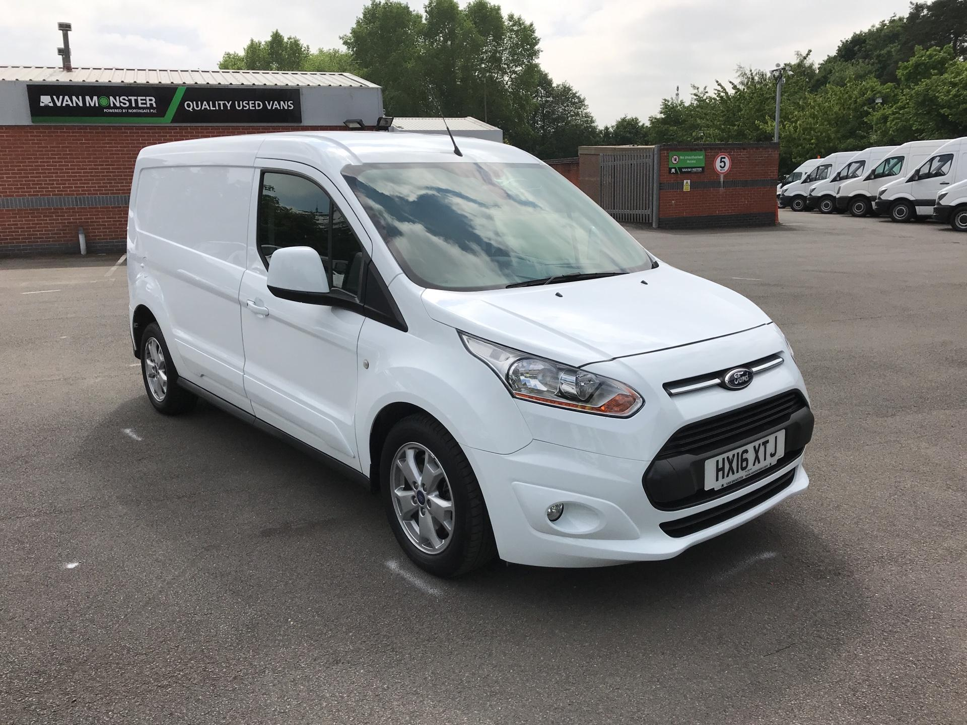2016 Ford Transit Connect 1.6 Tdci 115Ps Limited Van Euro 5 (HX16XTJ)