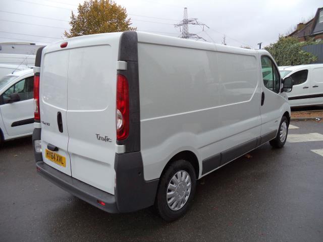 2014 Renault Trafic L2 H1 LL29DCi 115 Ps 2.2 Van Euro 5 (HY64XVL) Image 8