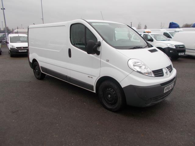 2014 Renault Trafic Ll29dci 115 Van (HY64YLD)