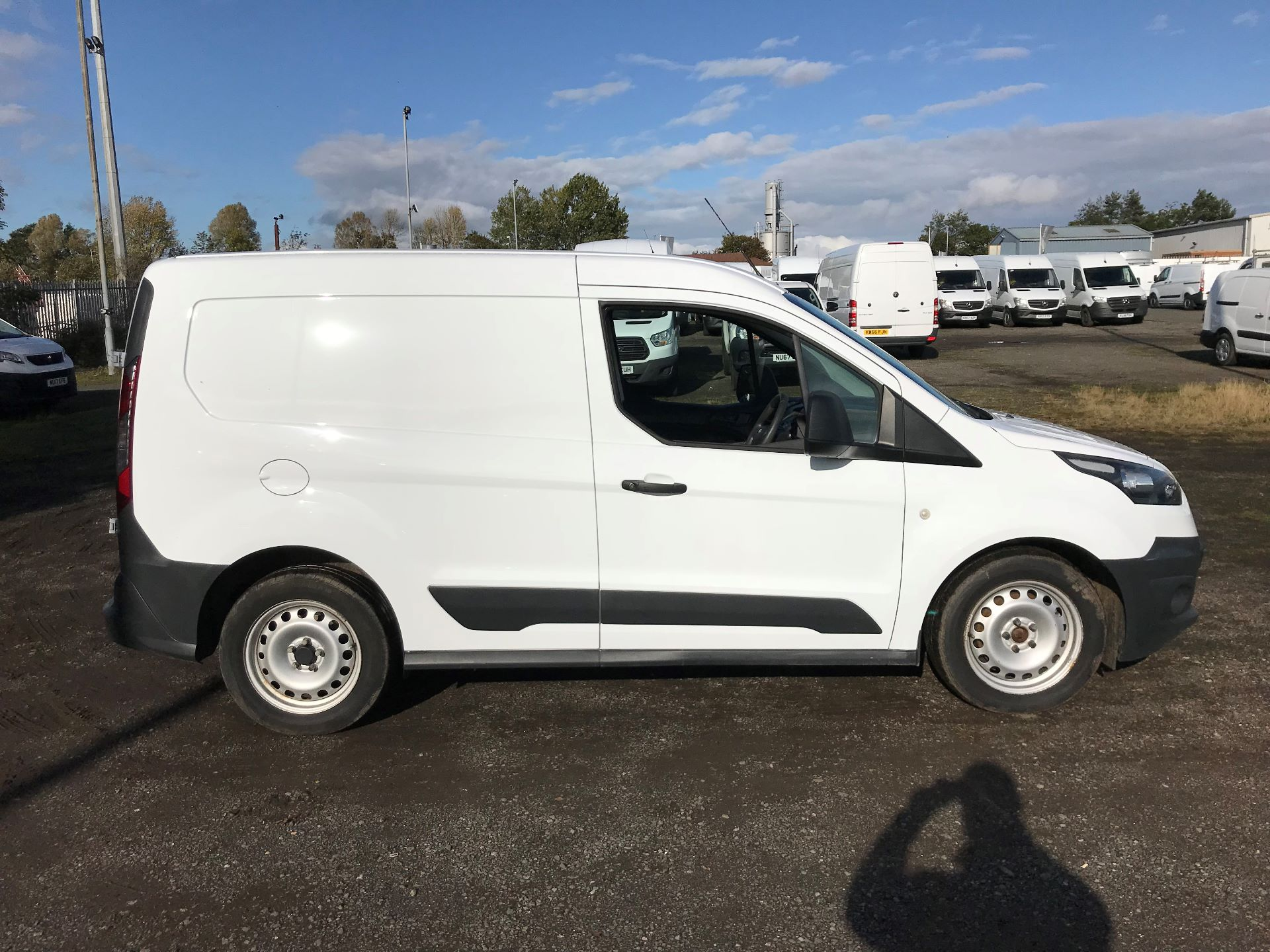 2015 Ford Transit Connect 1.6 Tdci 75Ps Van (HY65FDU) Image 8