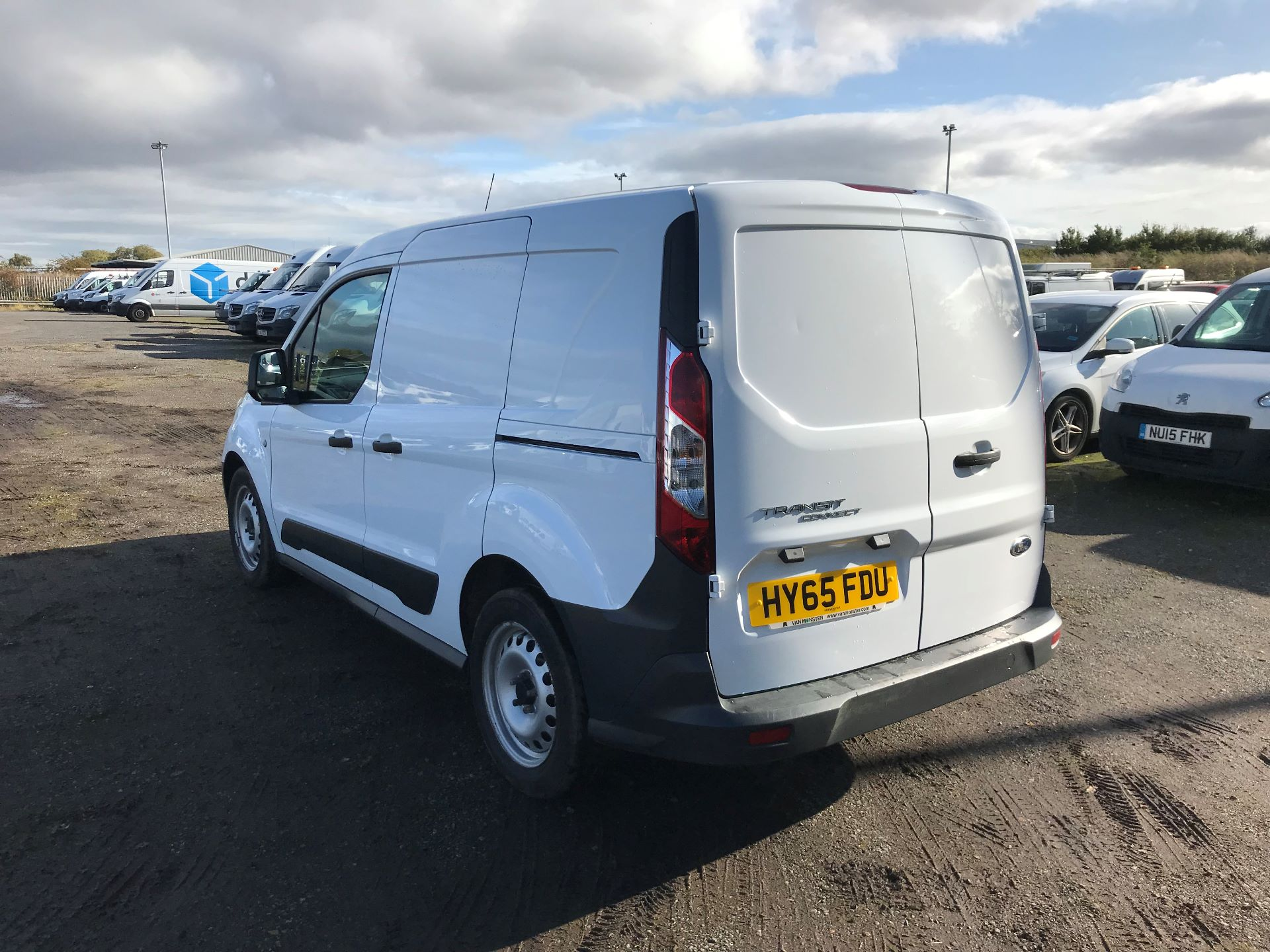 2015 Ford Transit Connect 1.6 Tdci 75Ps Van (HY65FDU) Image 5