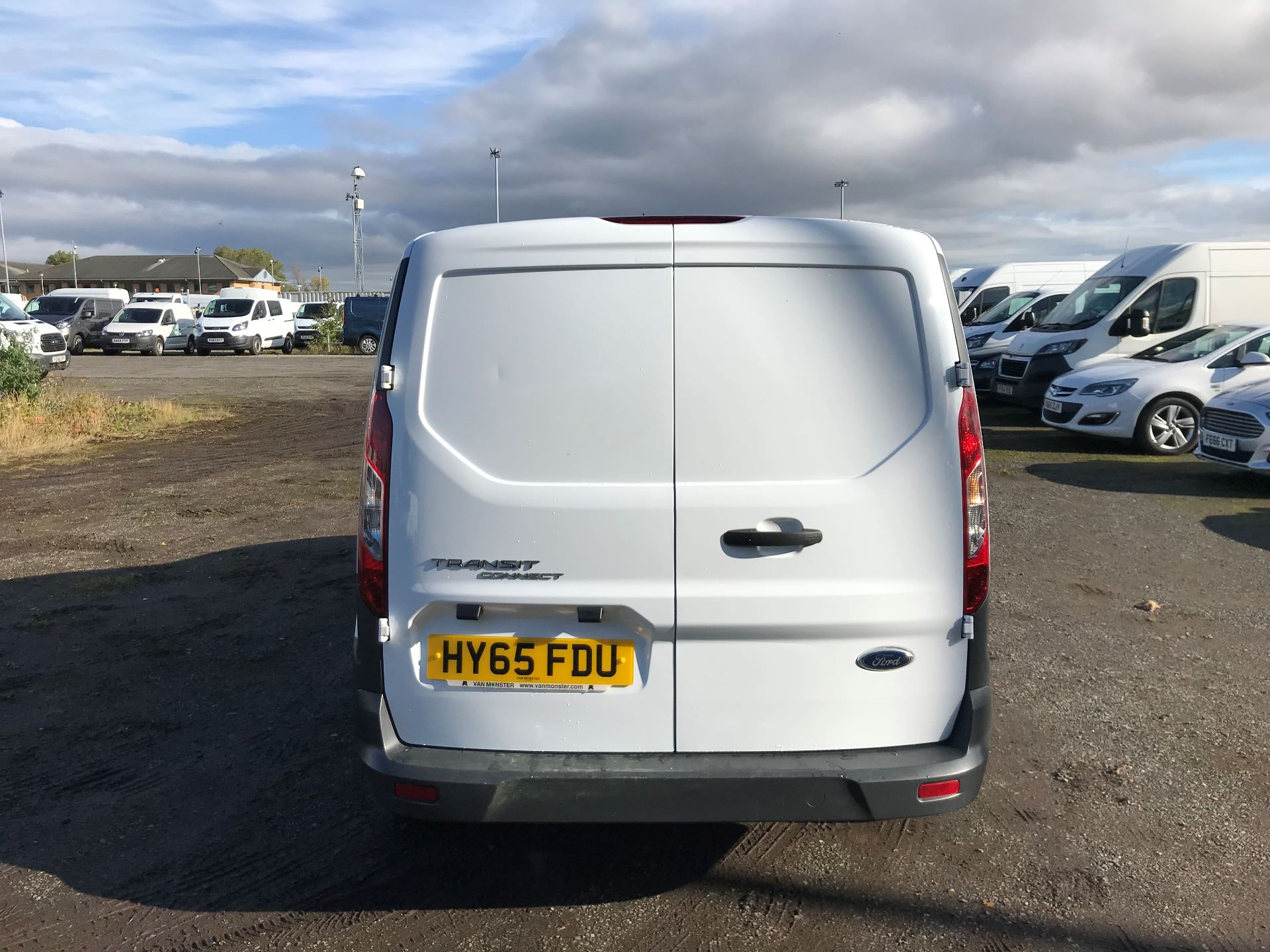 2015 Ford Transit Connect 1.6 Tdci 75Ps Van (HY65FDU) Image 6