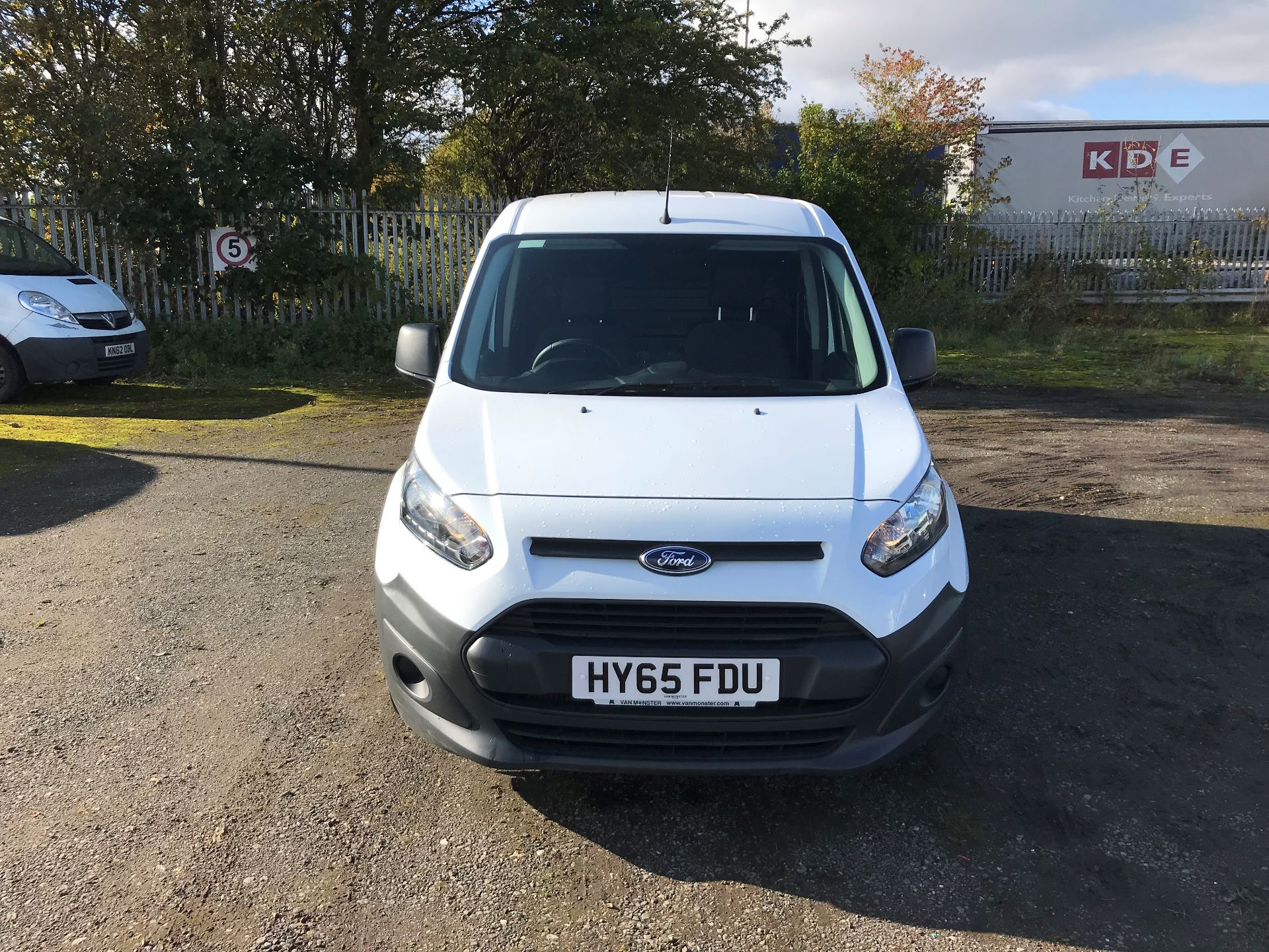 2015 Ford Transit Connect 1.6 Tdci 75Ps Van (HY65FDU) Image 2